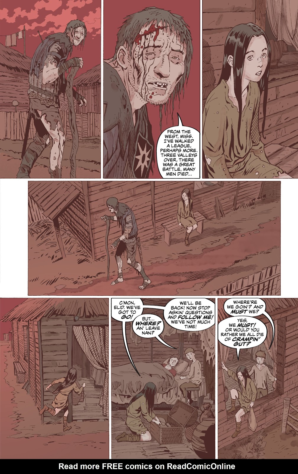 Read online The Witcher Omnibus comic -  Issue # TPB (Part 5) - 2