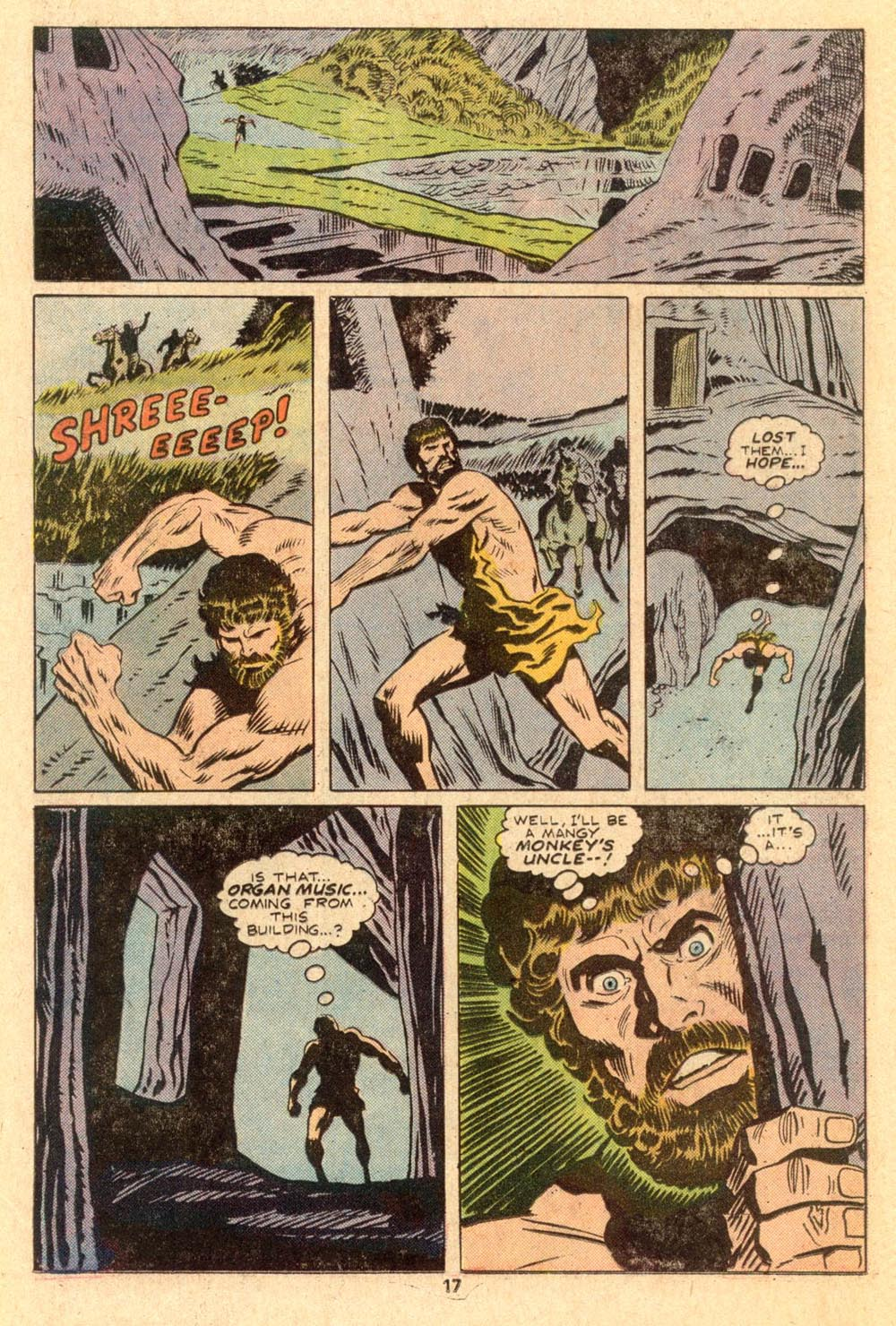 Read online Adventures on the Planet of the Apes comic -  Issue #3 - 12