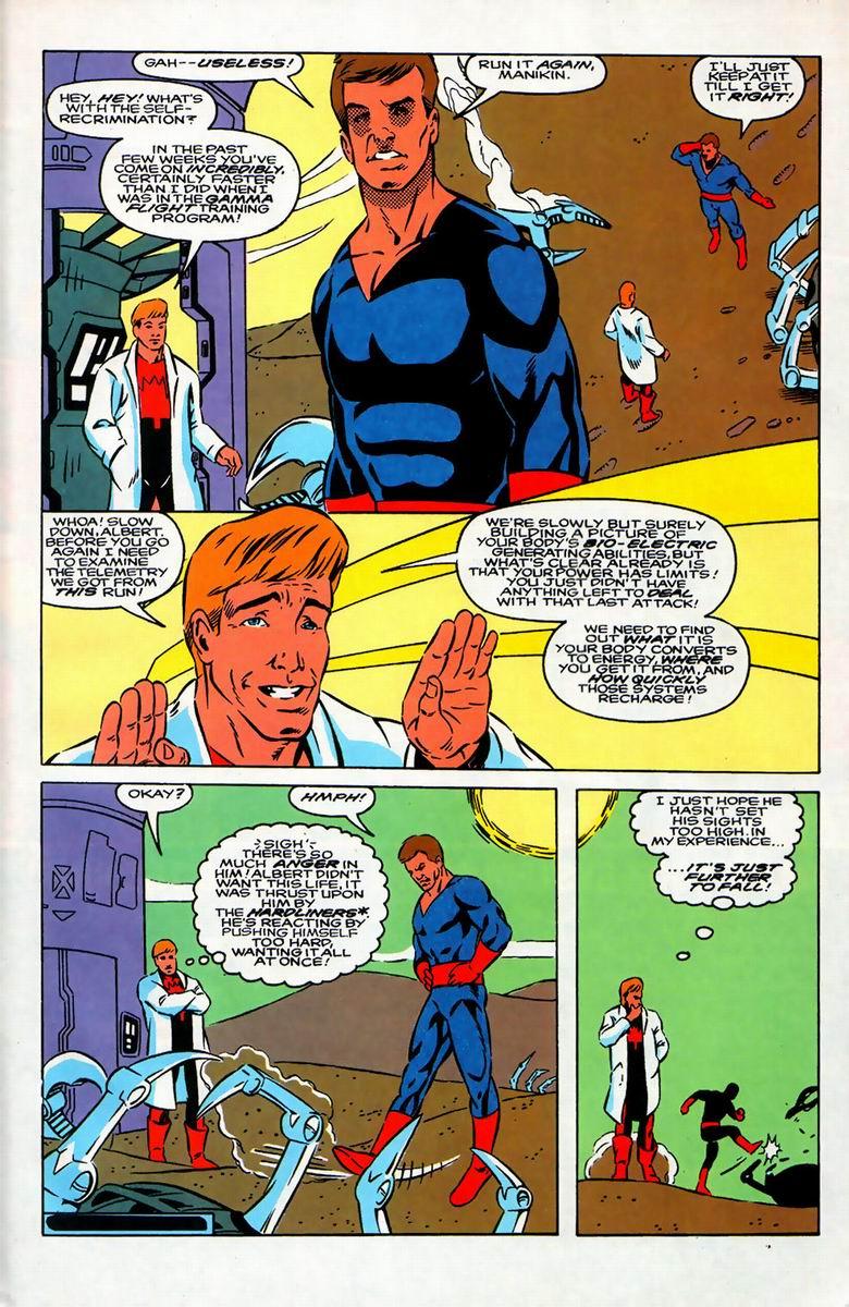 Read online Alpha Flight (1983) comic -  Issue #126 - 20
