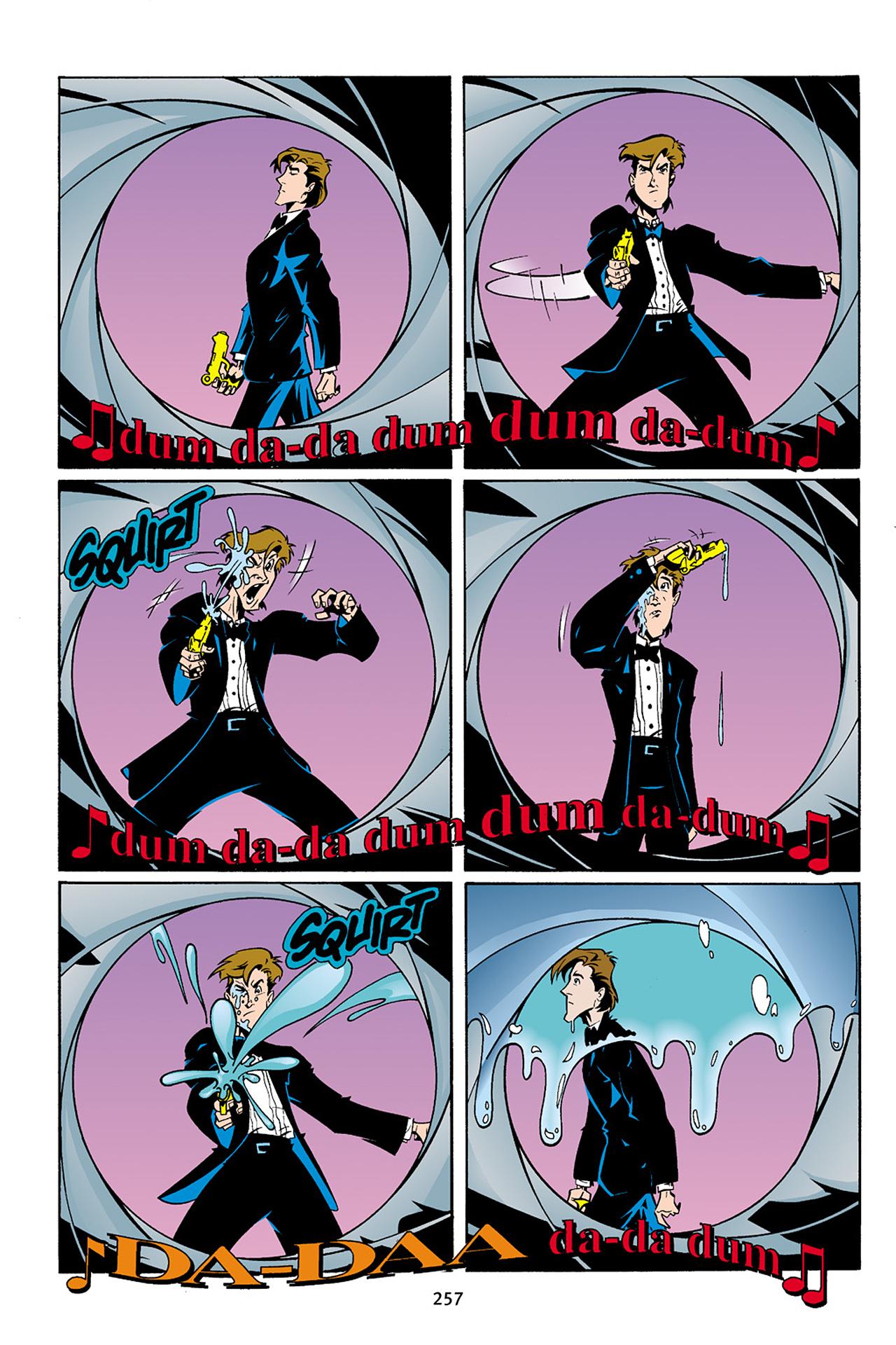Read online Adventures Of The Mask Omnibus comic -  Issue #Adventures Of The Mask Omnibus Full - 256