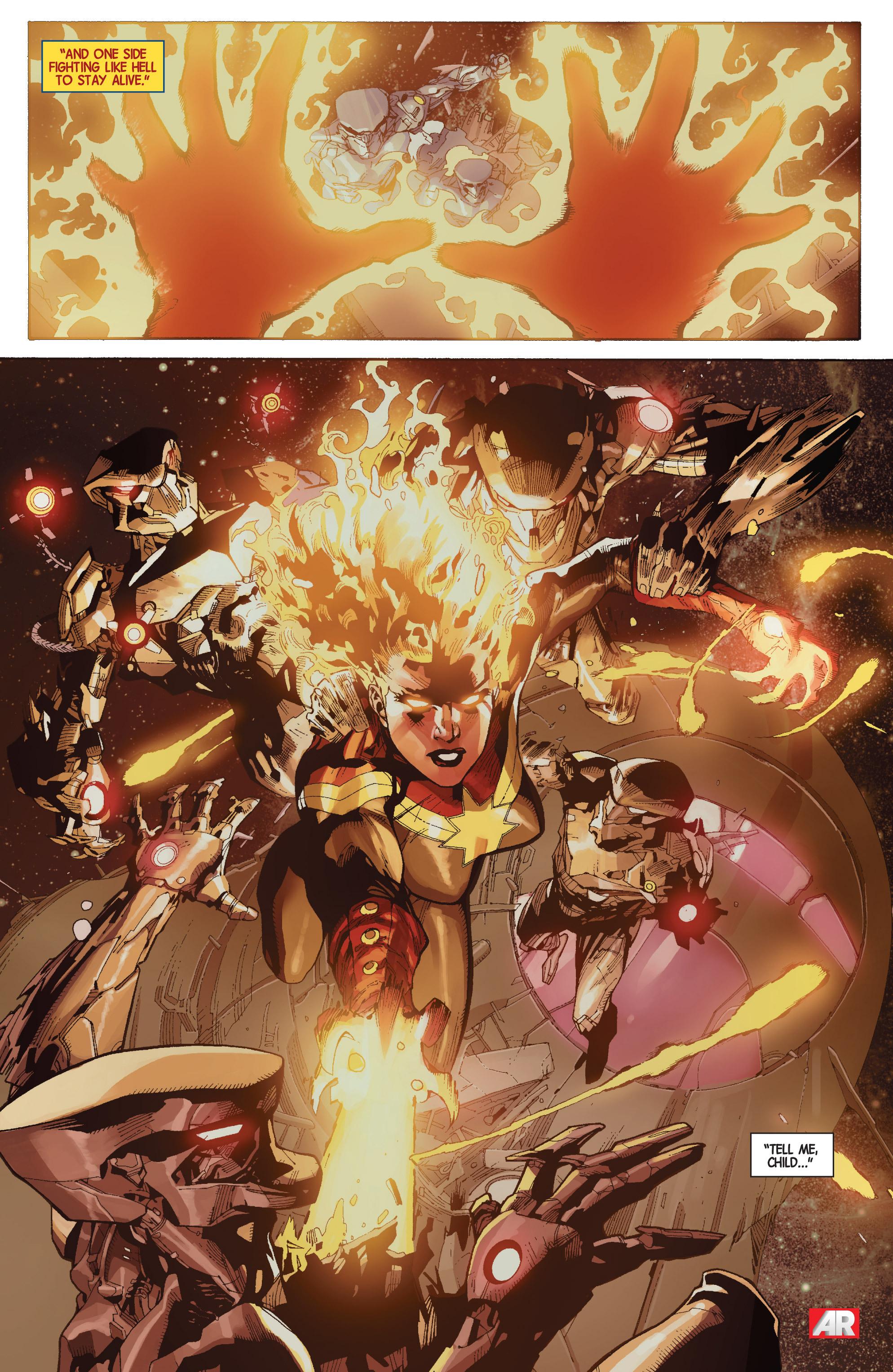 Read online Avengers (2013) comic -  Issue #Avengers (2013) _TPB 4 - 40