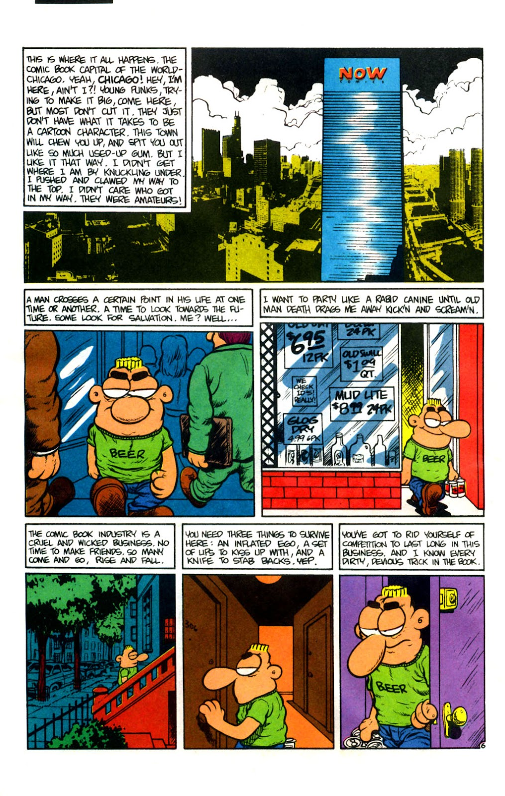 Ralph Snart Adventures (1988) issue 14 - Page 7