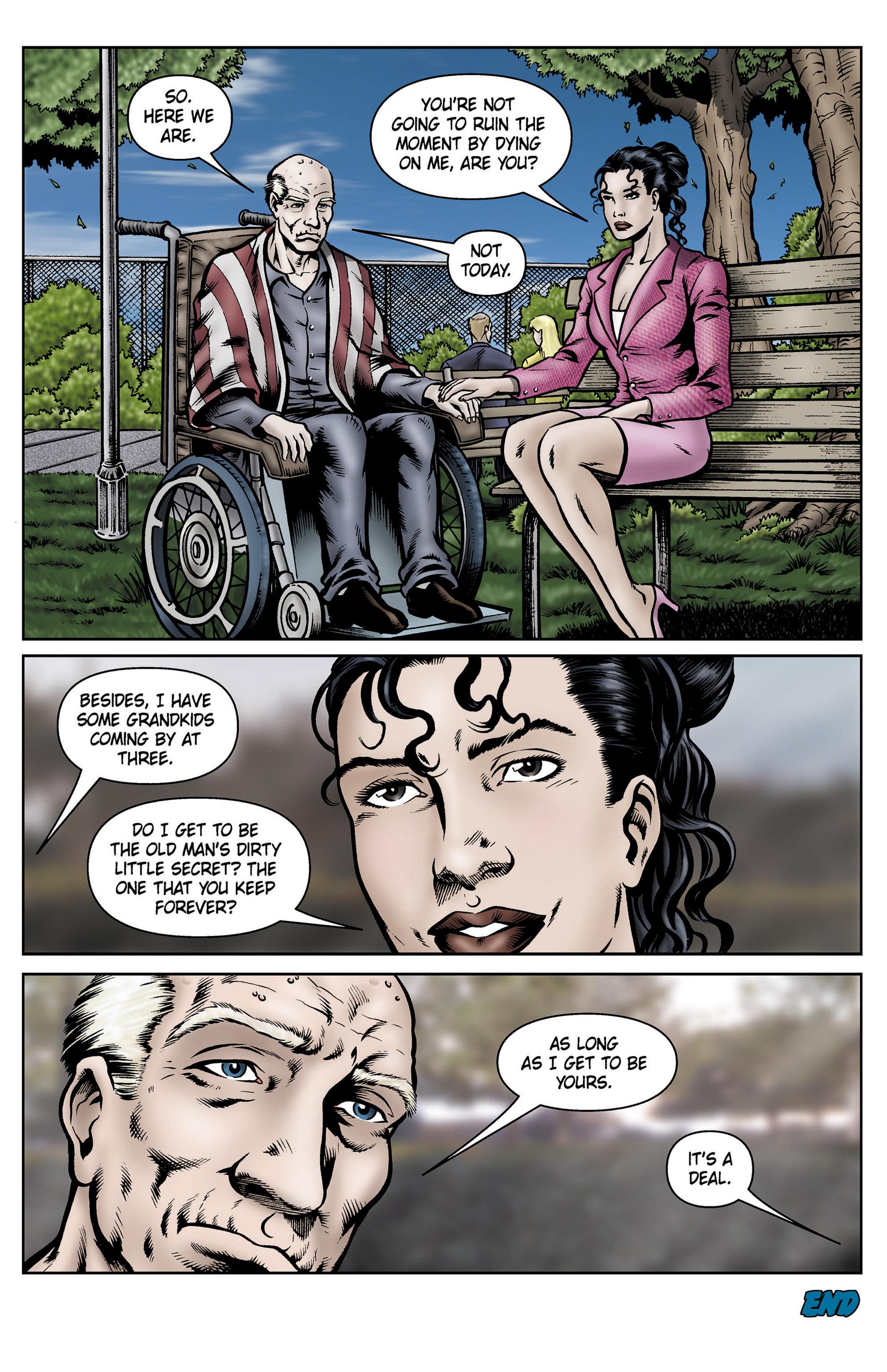 Read online SideChicks comic -  Issue #5 - 15