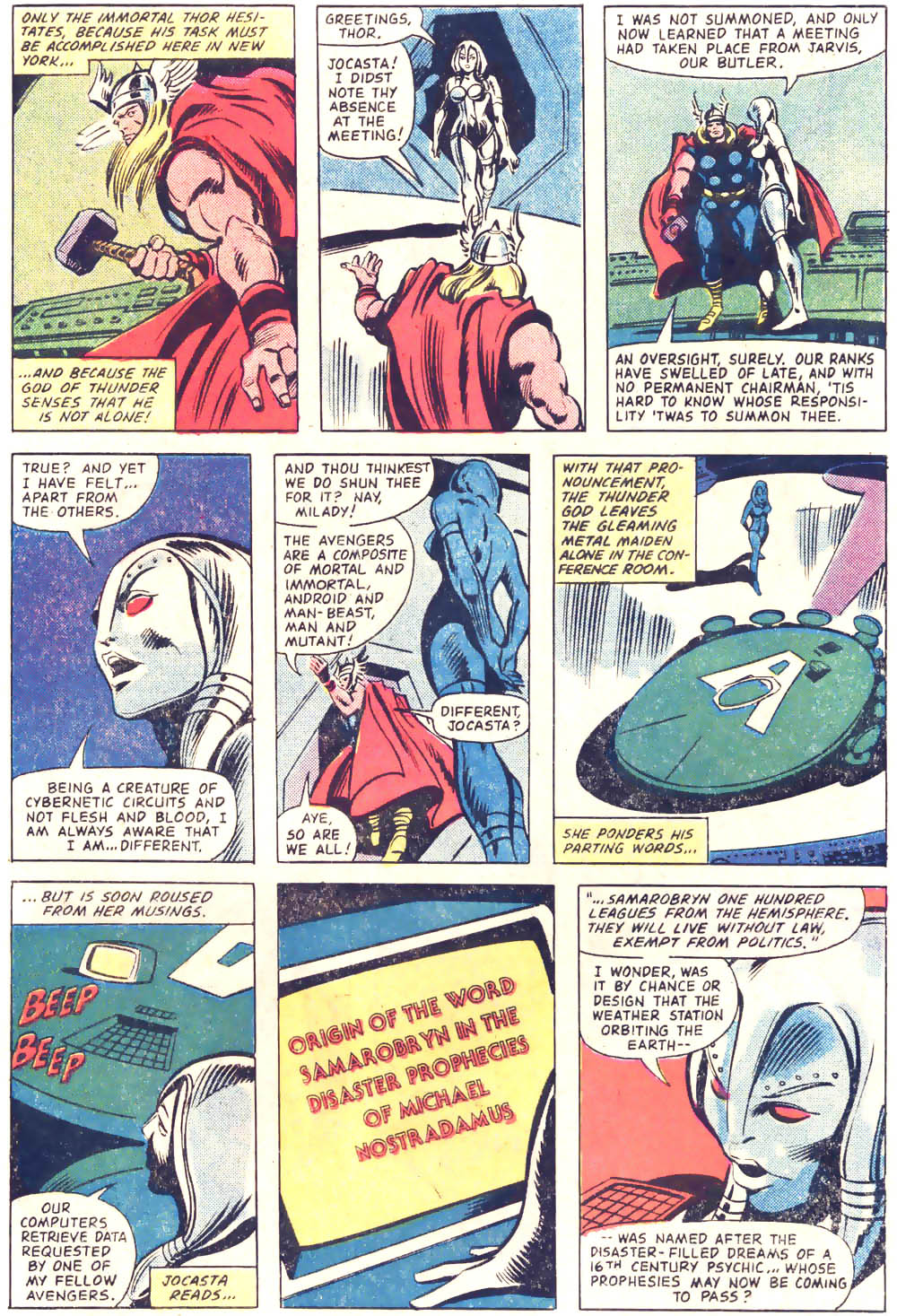 The Avengers (1963) 210 Page 4