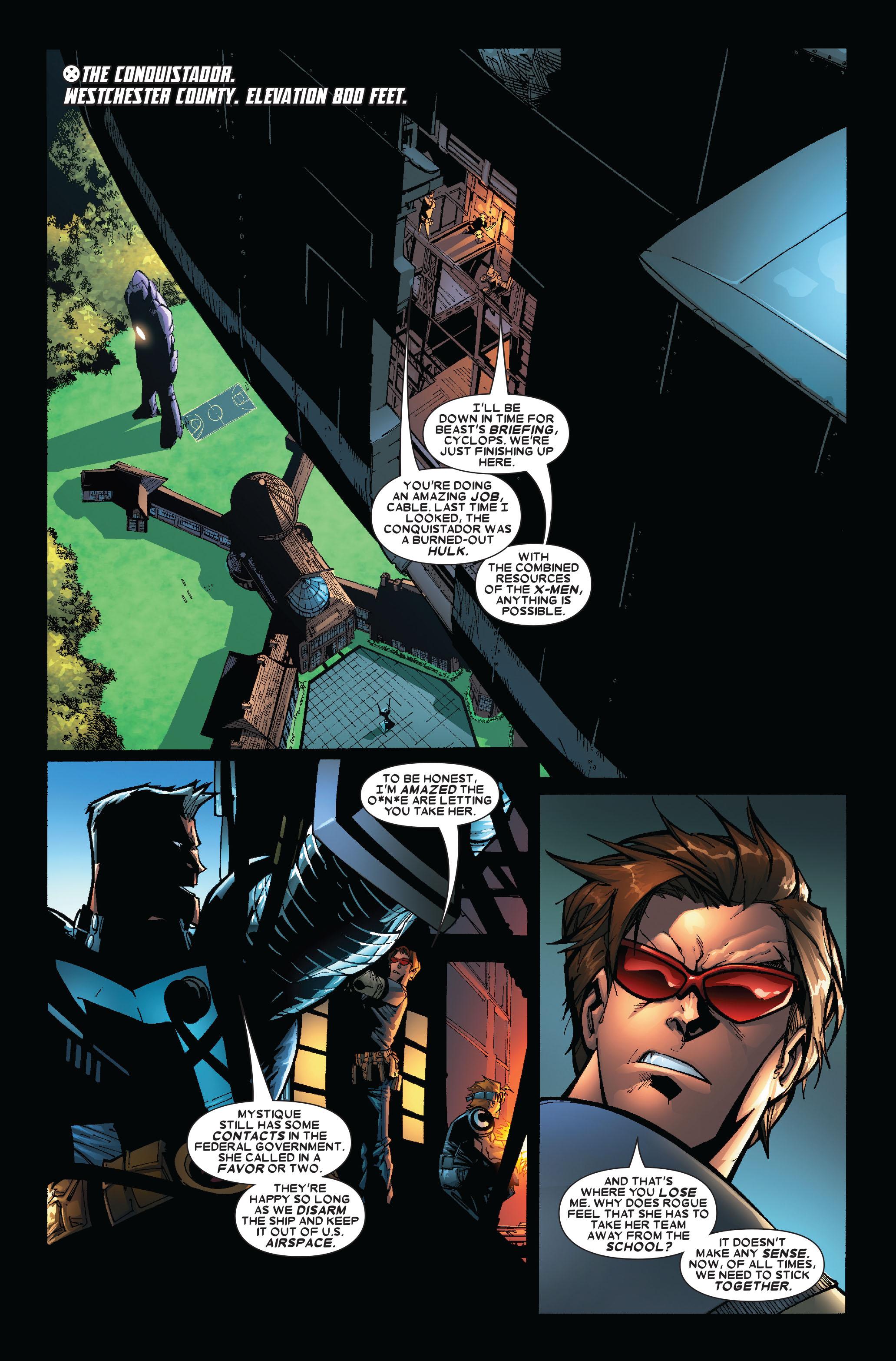 X-Men (1991) 194 Page 6