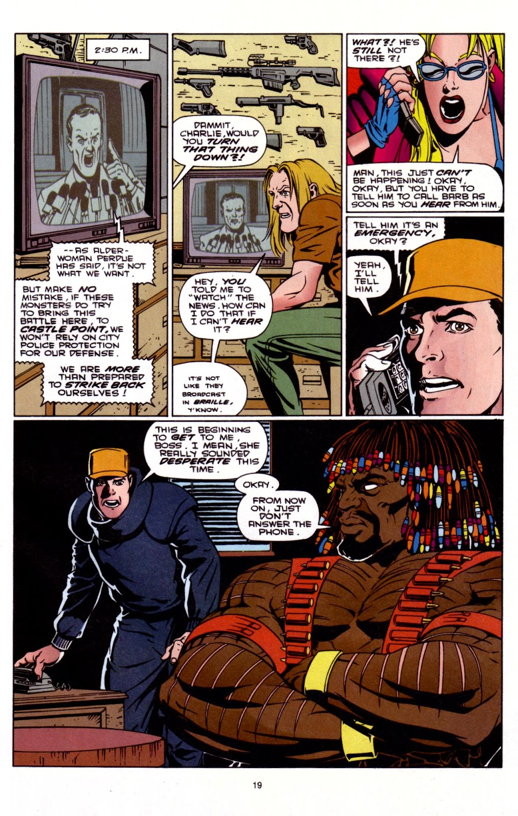 Barb Wire (1994) issue 3 - Page 20