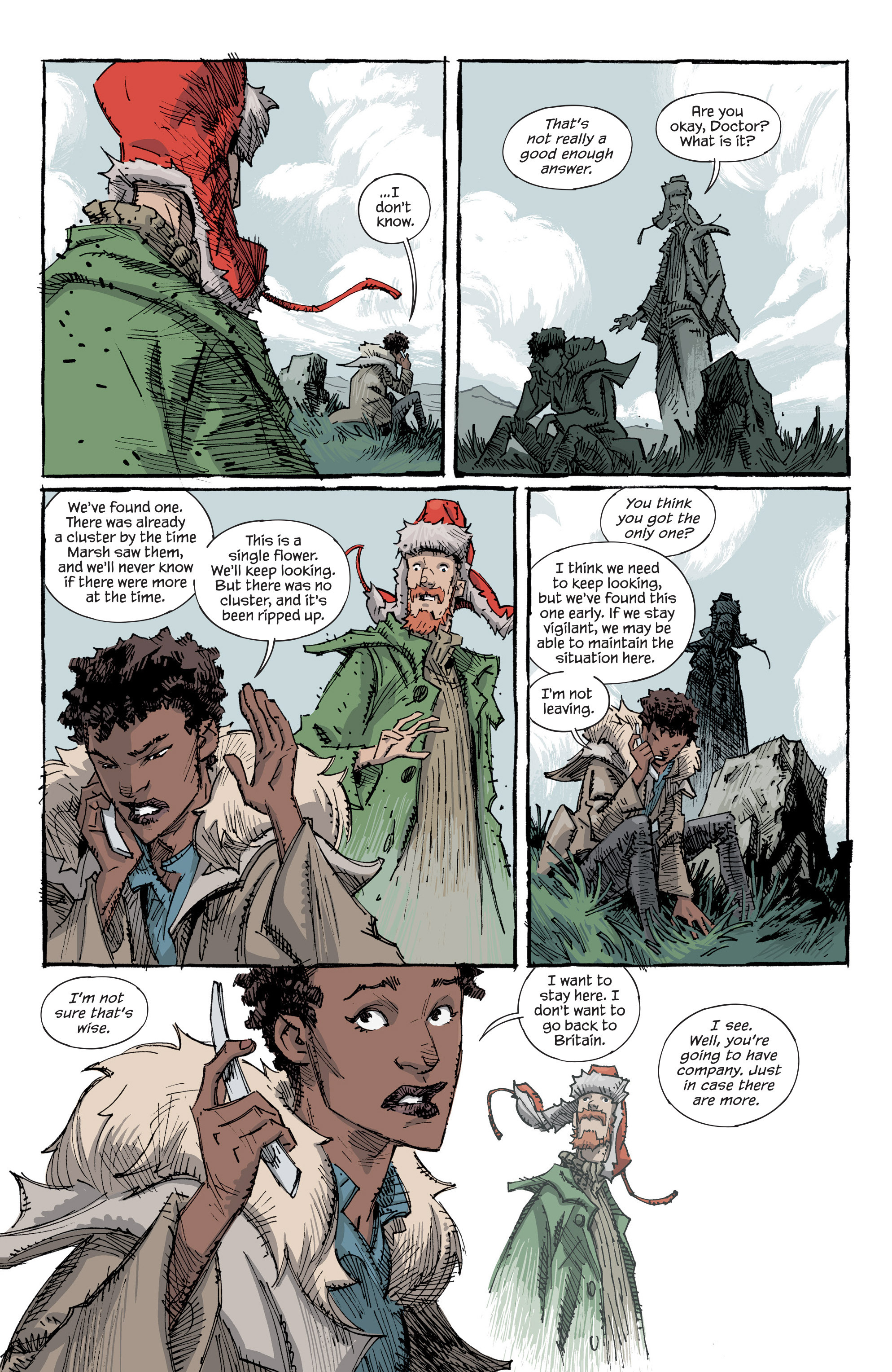Read online Trees comic -  Issue #14 - 11