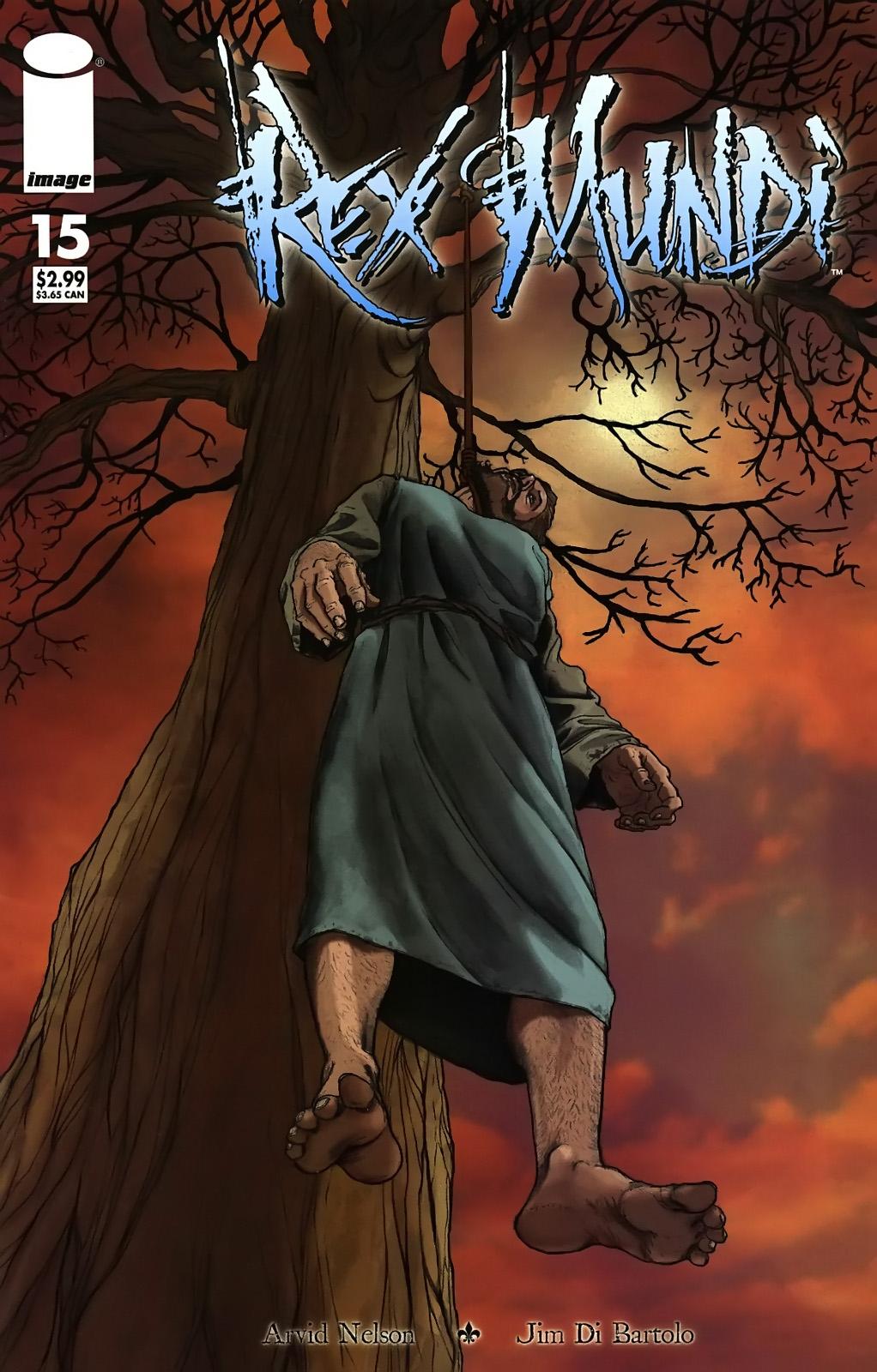Read online Rex Mundi comic -  Issue #15 - 1