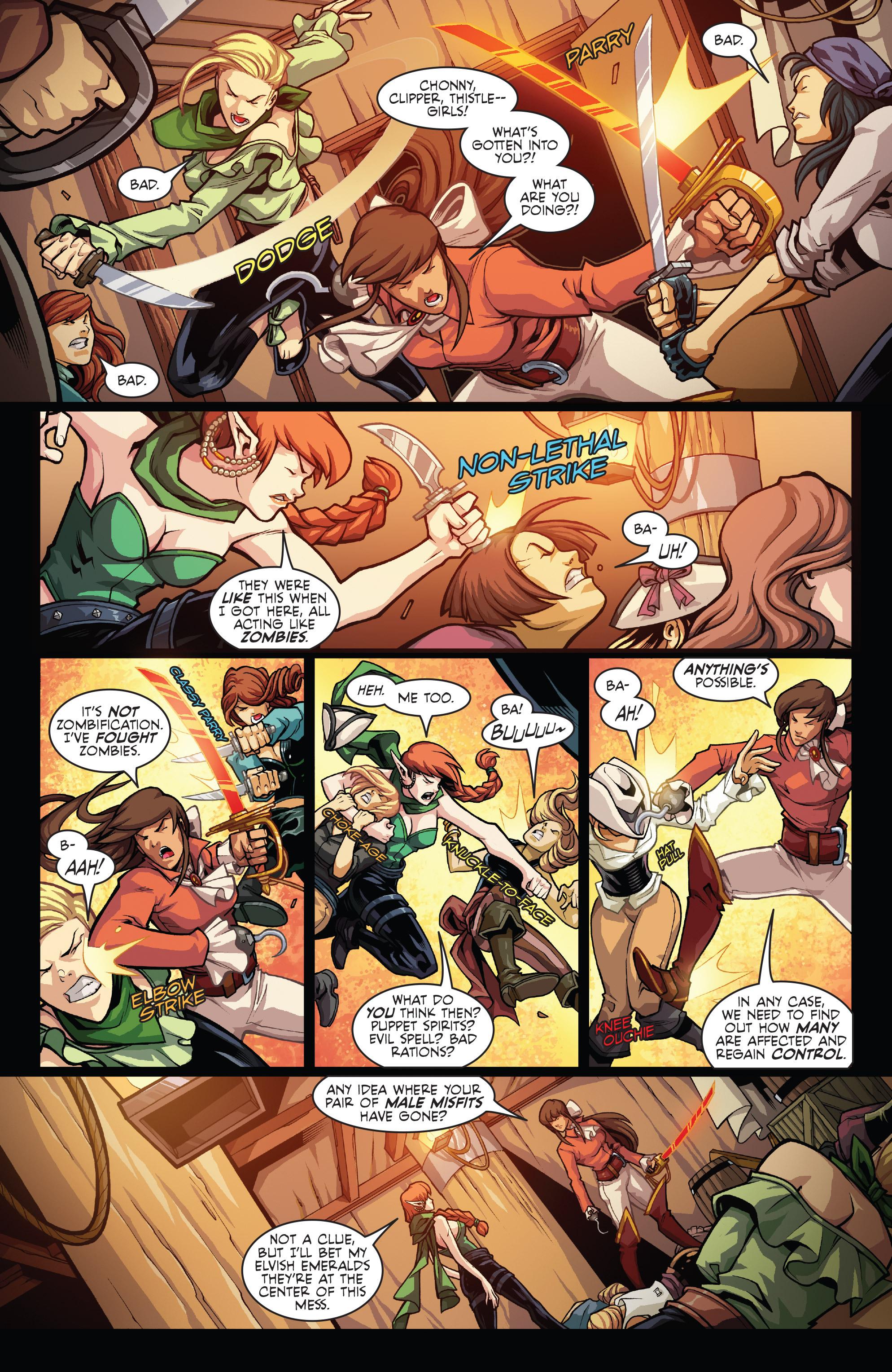 Read online Skullkickers comic -  Issue #16 - 9