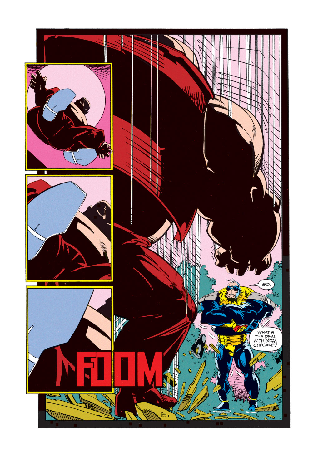 Read online X-Factor (1986) comic -  Issue #74 - 13
