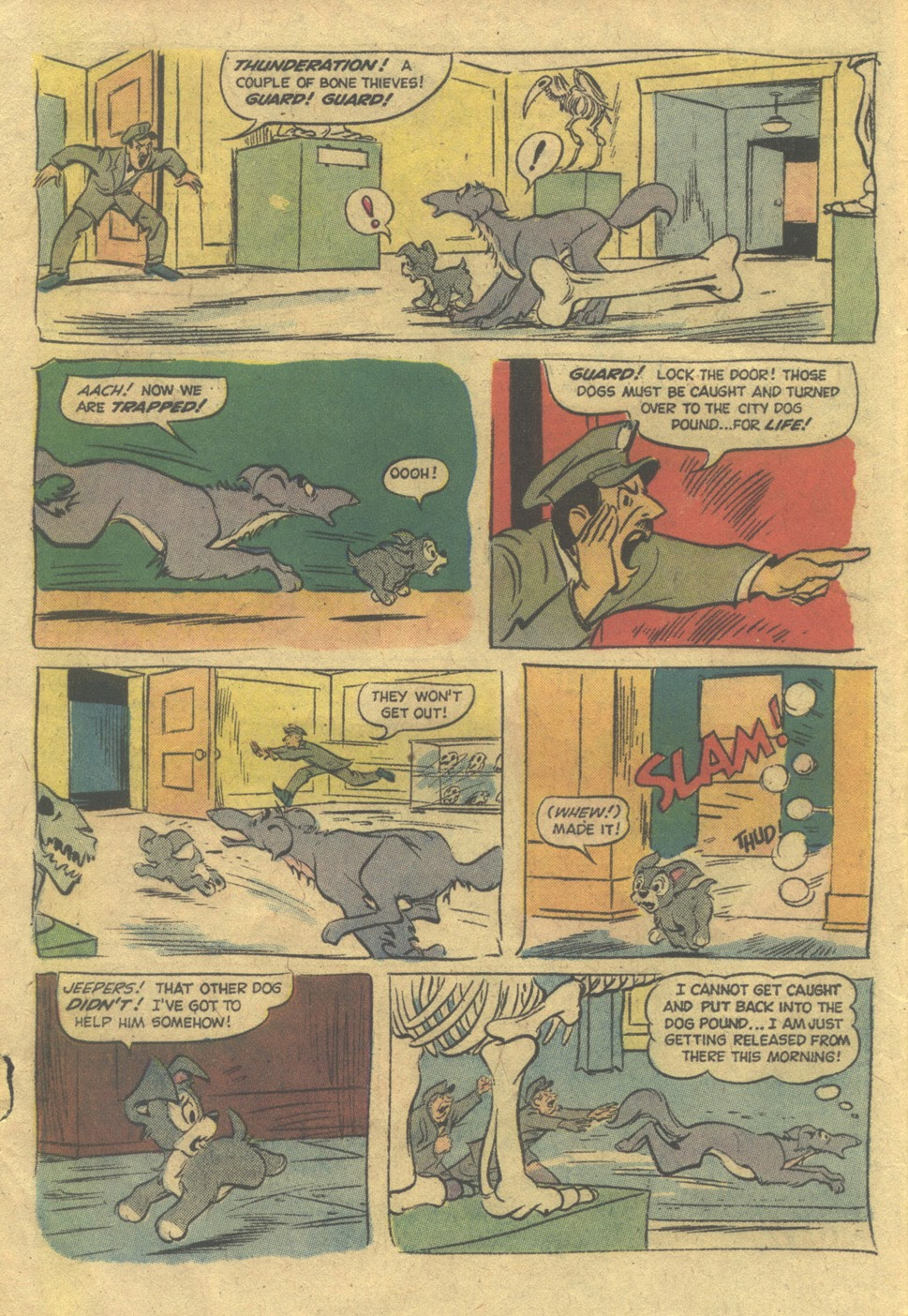Scamp (1967) issue 27 - Page 6