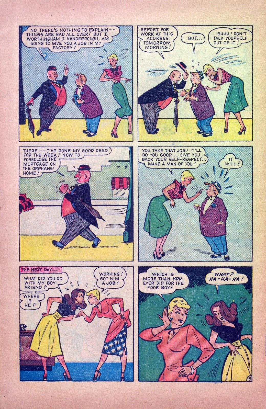 Read online Joker Comics comic -  Issue #38 - 8