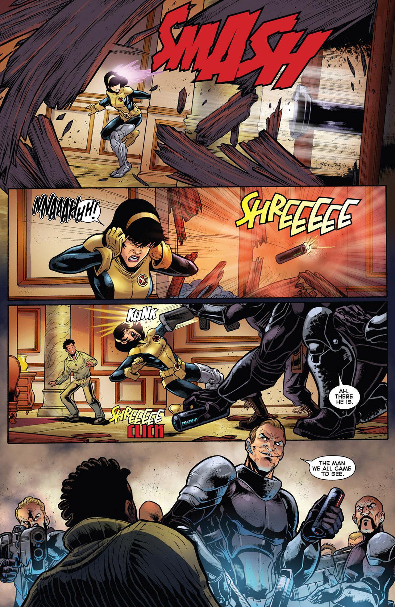 Read online Astonishing X-Men (2004) comic -  Issue # _Annual 1 - 9