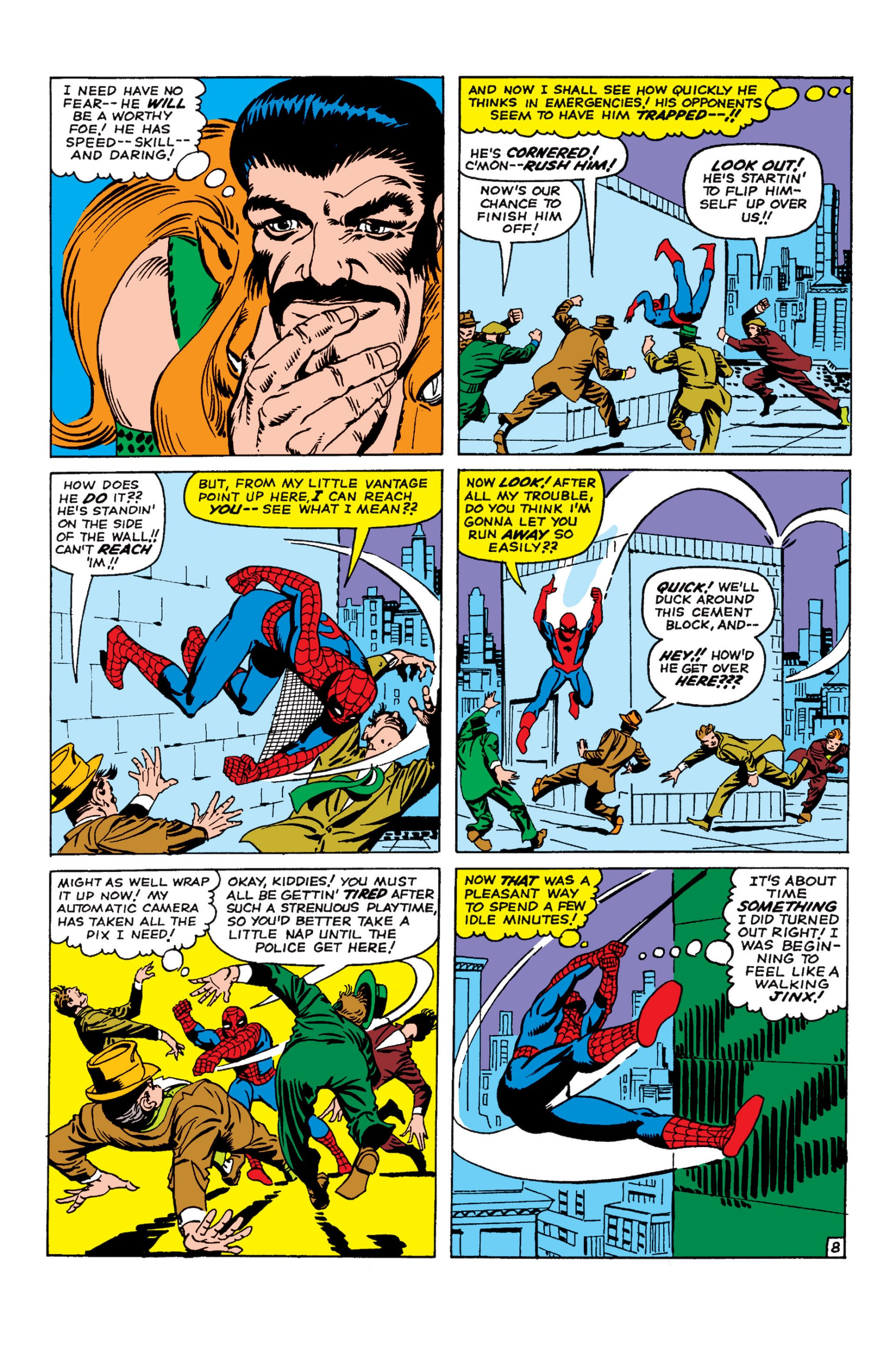 The Amazing Spider-Man (1963) 15 Page 8