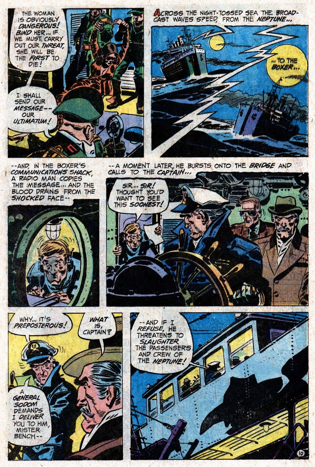 The Shadow (1973) issue 5 - Page 16