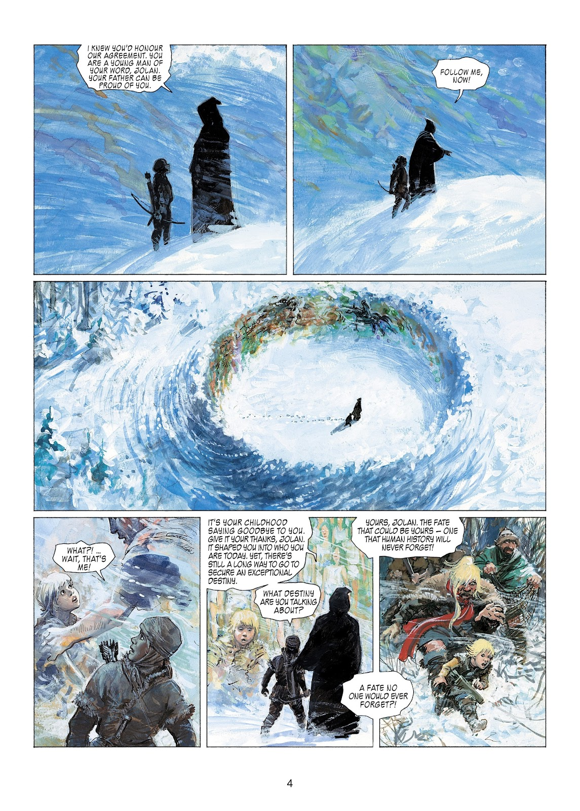 Read online Thorgal comic -  Issue #22 - 6