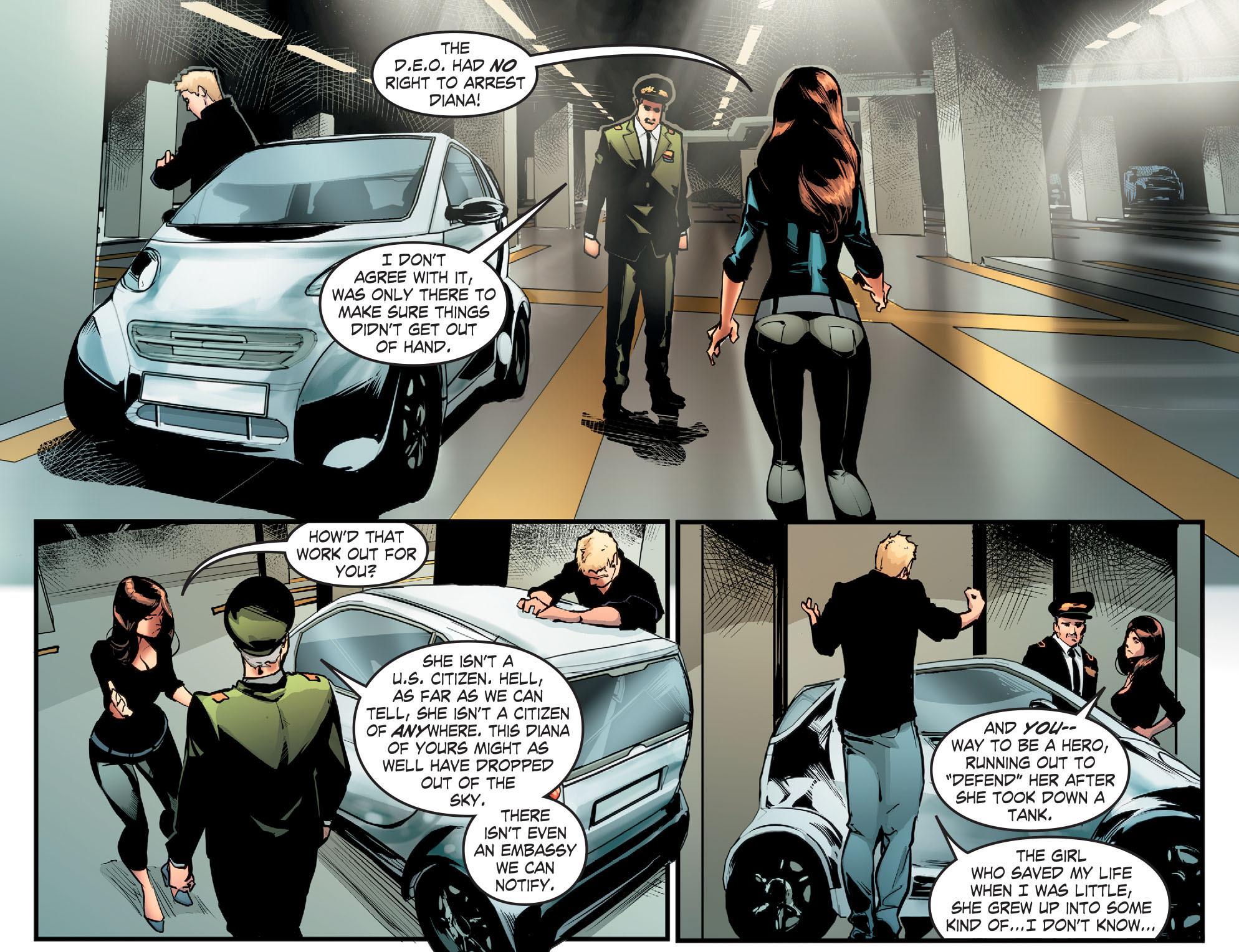 Read online Smallville: Season 11 comic -  Issue #65 - 3