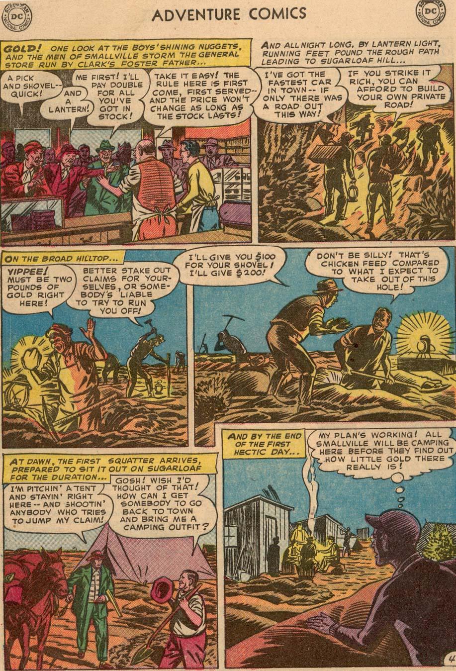 Read online Adventure Comics (1938) comic -  Issue #186 - 6