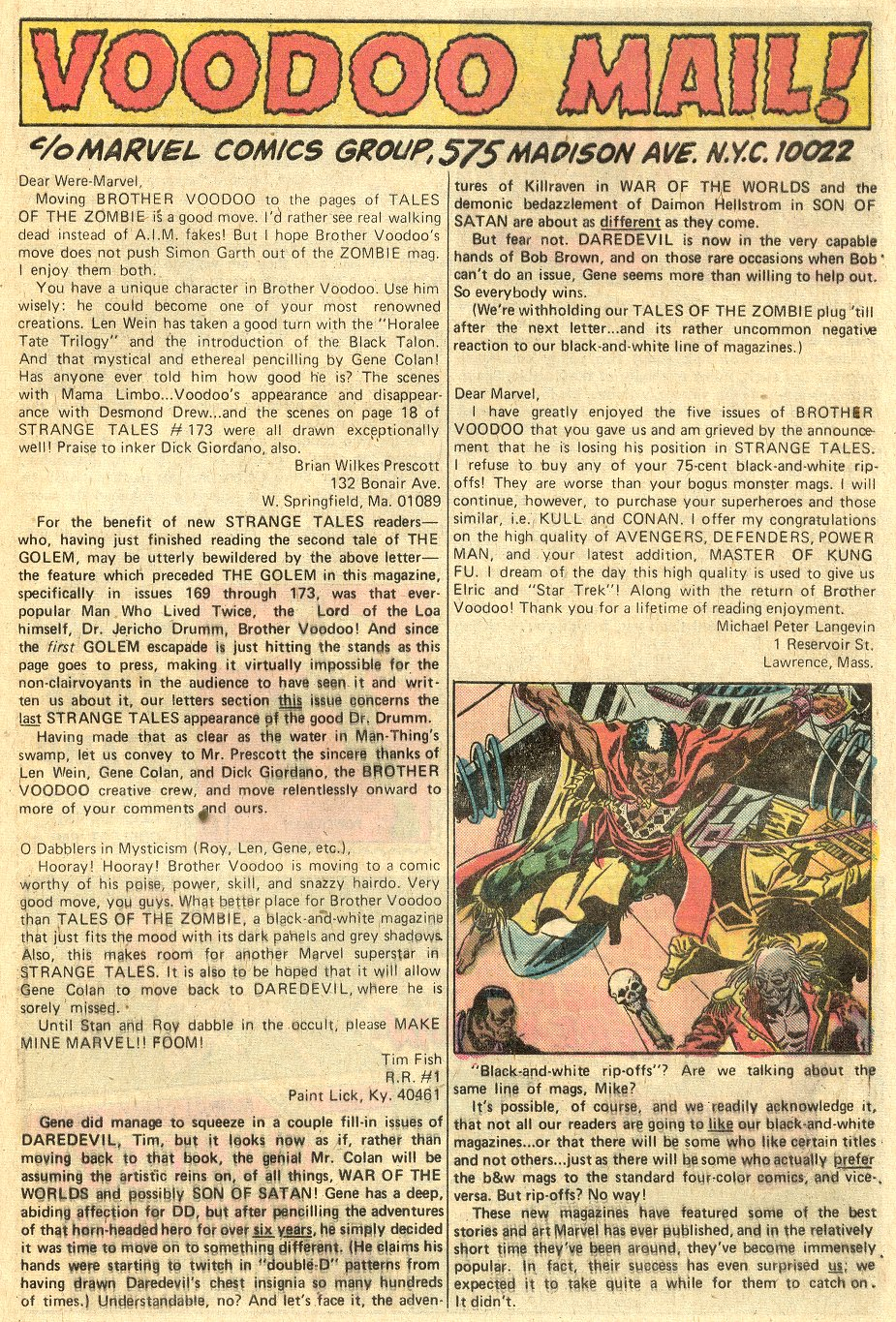 Strange Tales (1951) issue 175 - Page 22