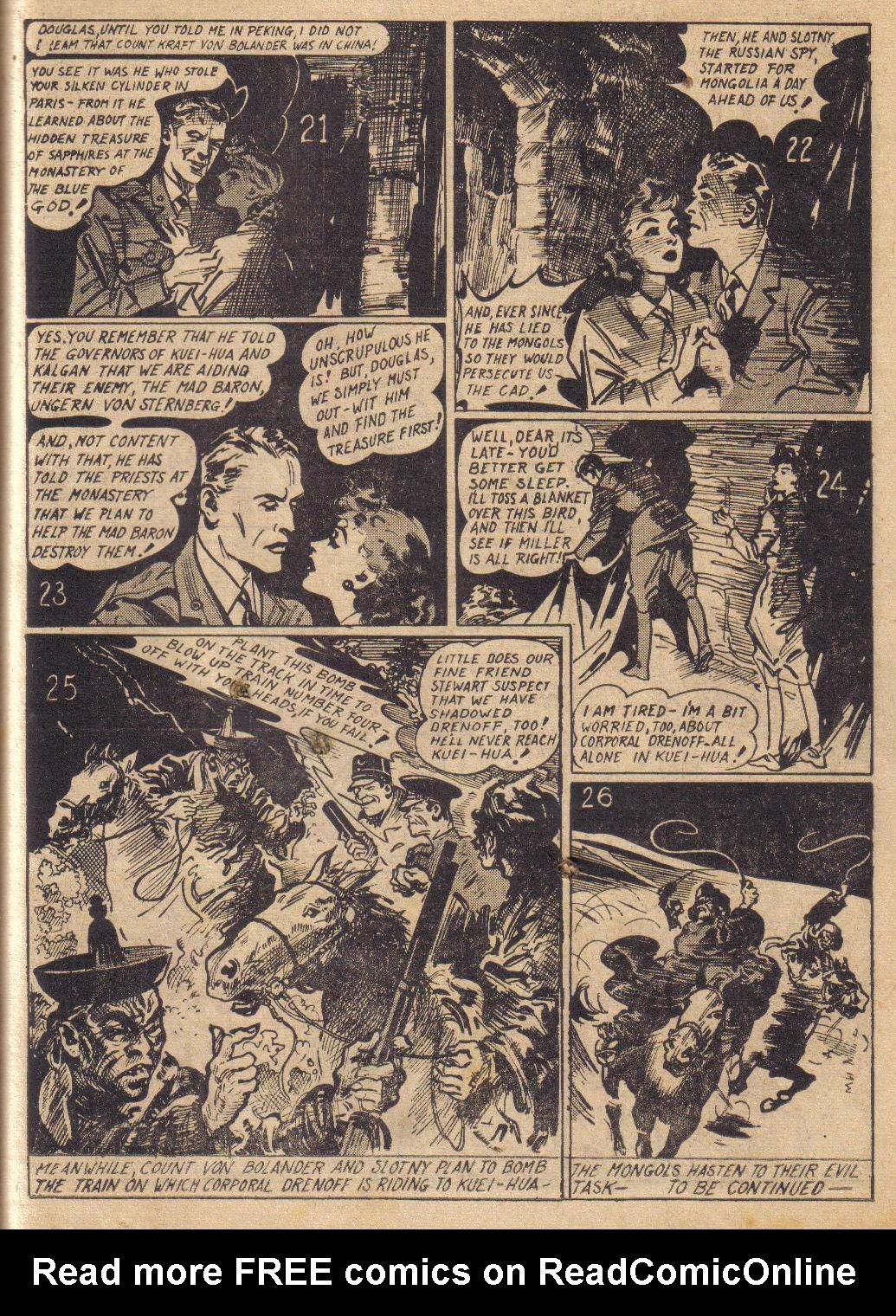 Read online Adventure Comics (1938) comic -  Issue #24 - 59