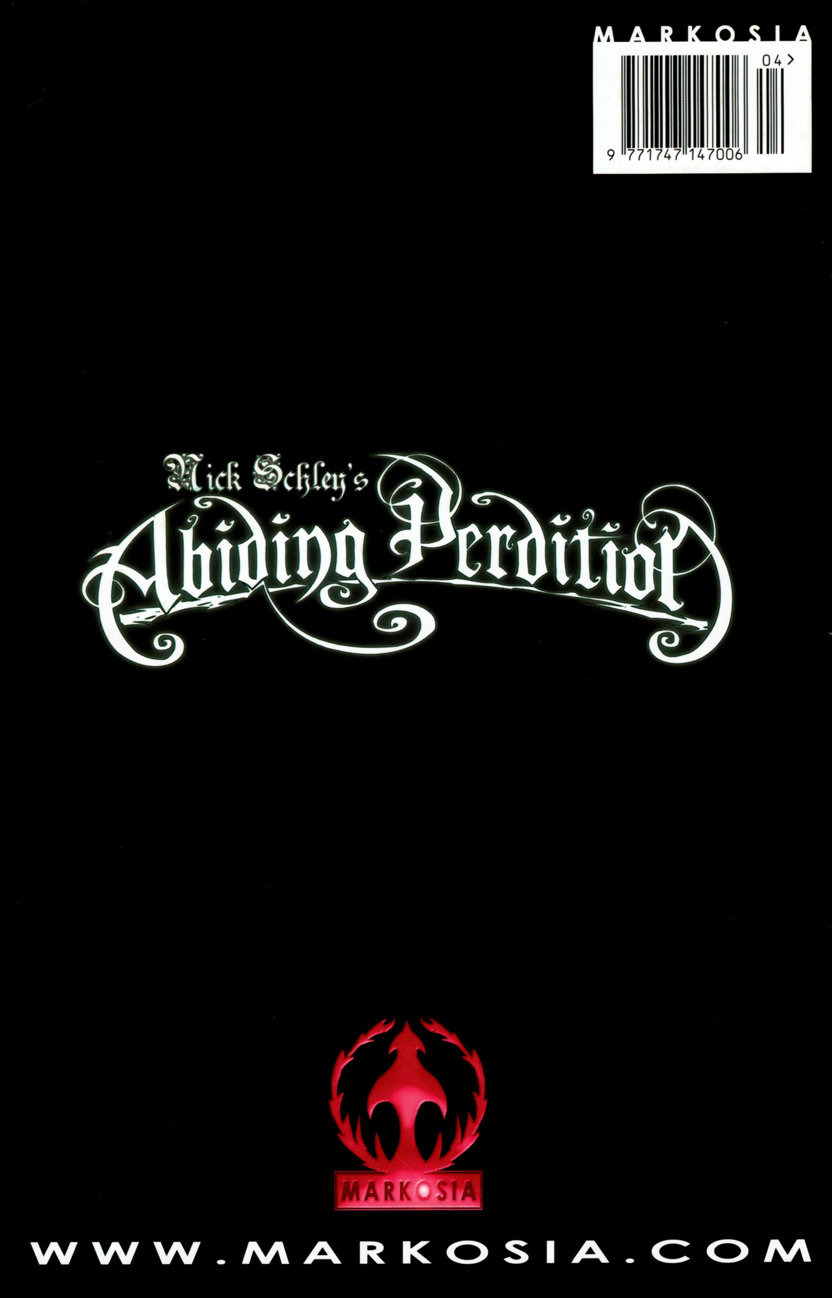 Read online Abiding Perdition comic -  Issue #4 - 36
