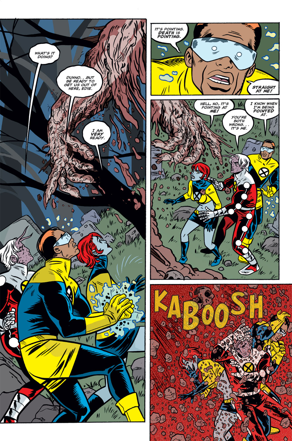 Read online X-Force (1991) comic -  Issue #125 - 9