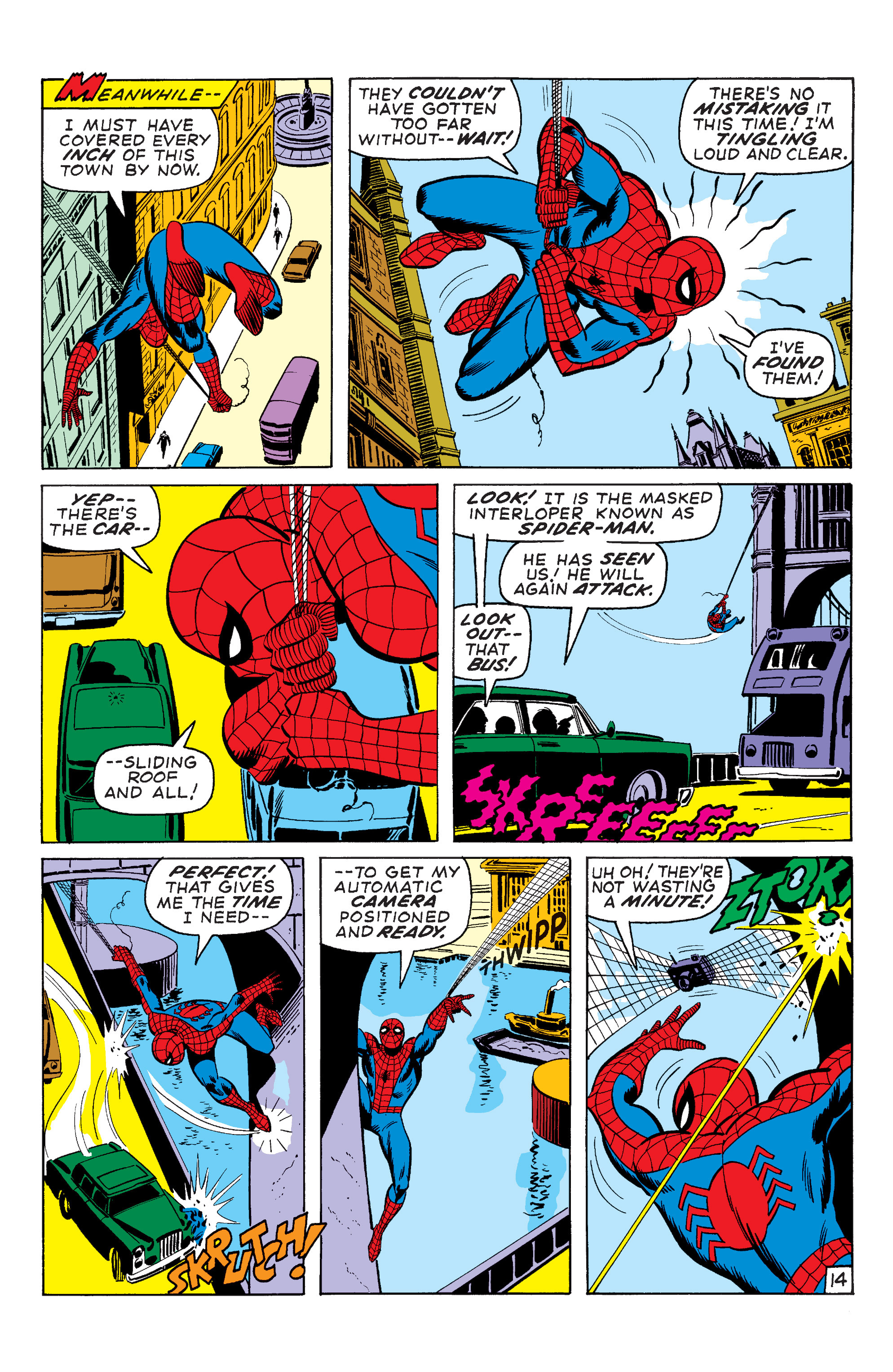 The Amazing Spider-Man (1963) 95 Page 13