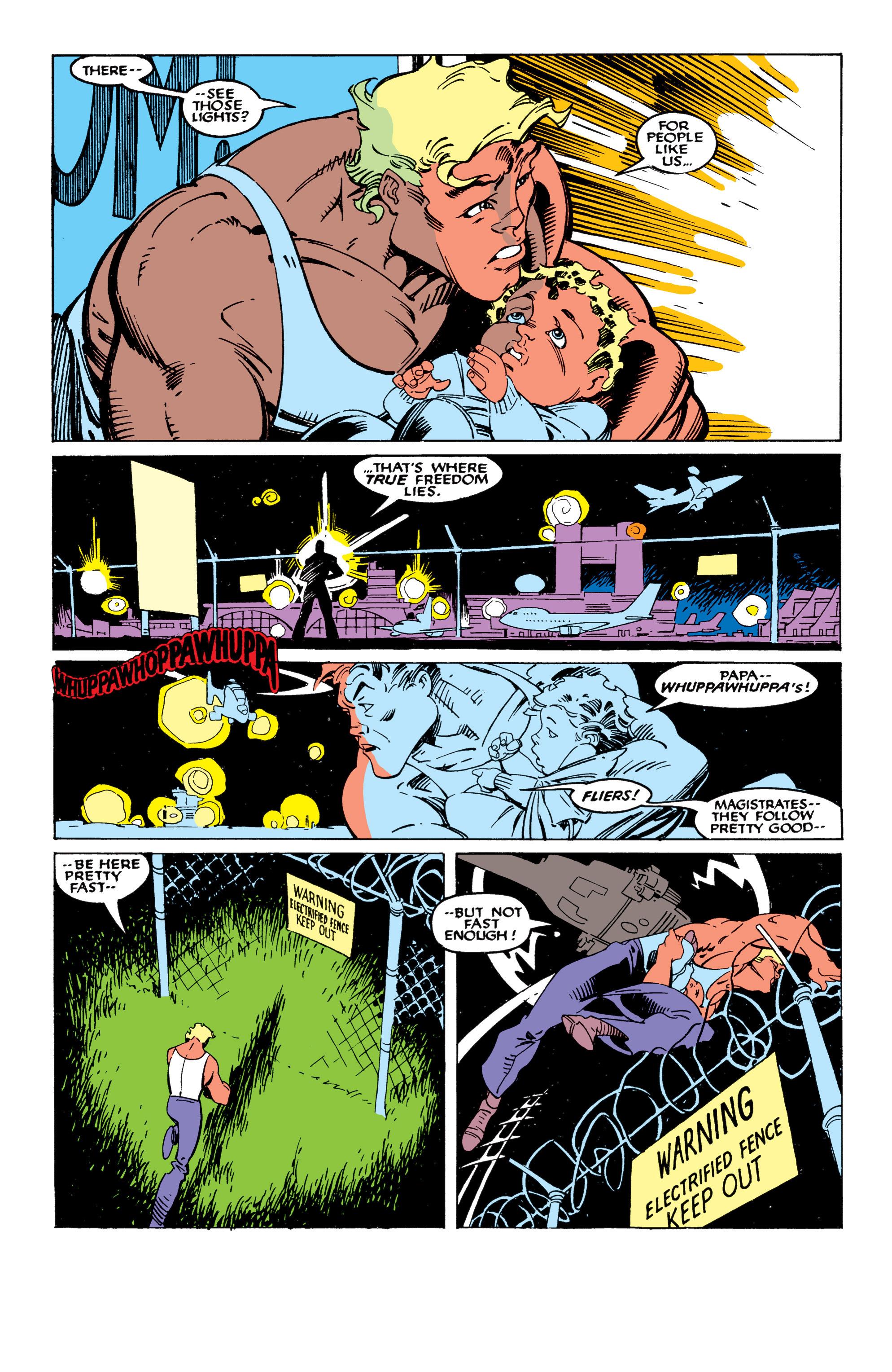 Read online Uncanny X-Men (1963) comic -  Issue #235 - 3