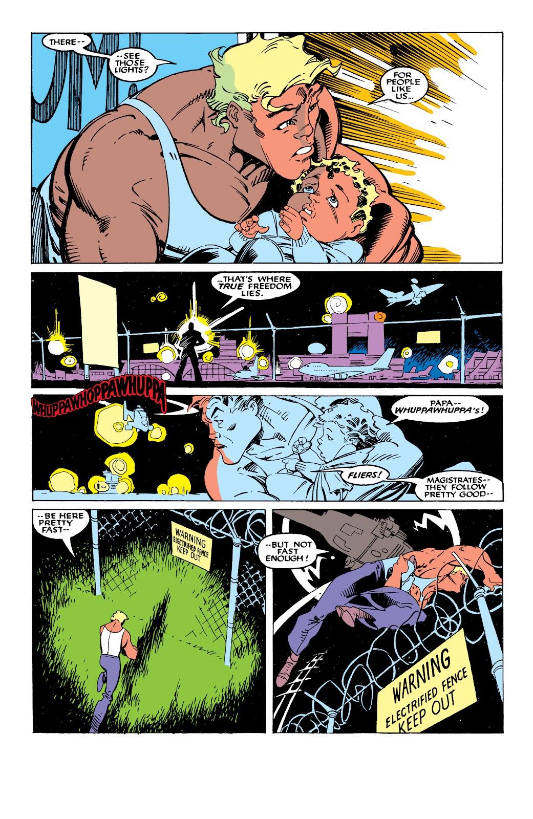 Uncanny X-Men (1963) issue 235 - Page 3