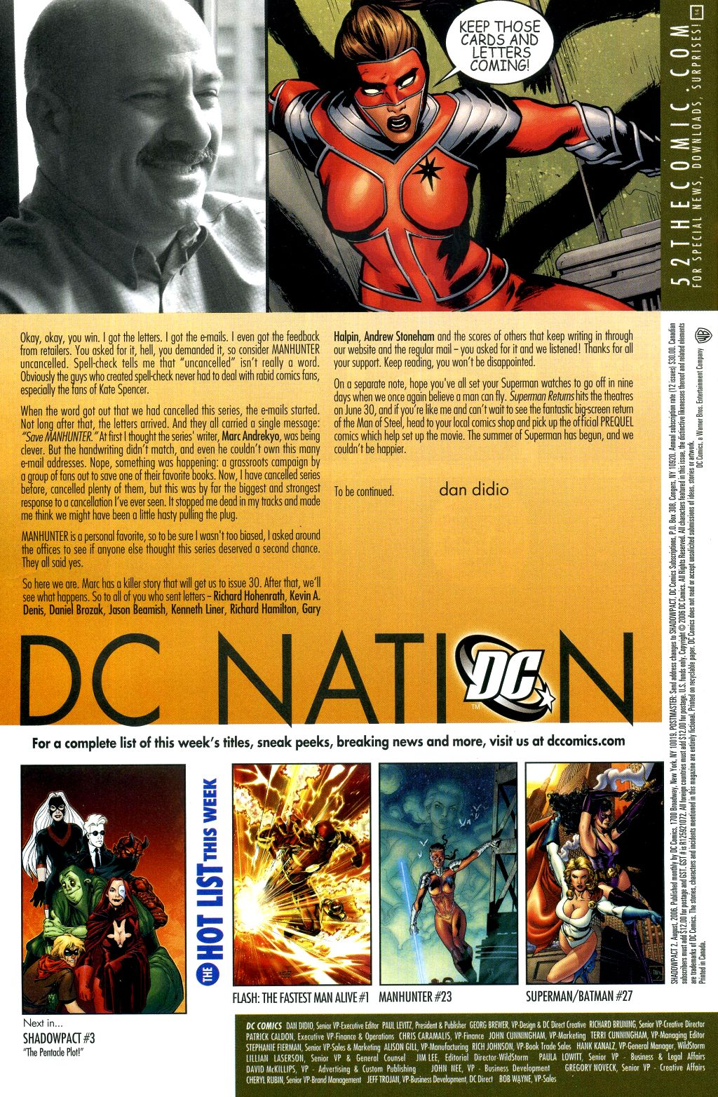 Read online Shadowpact comic -  Issue #2 - 23
