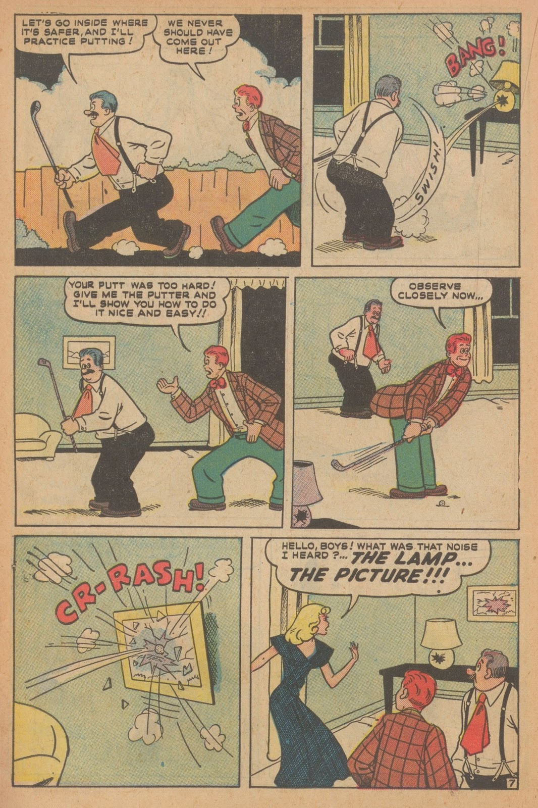 Read online Nellie The Nurse (1945) comic -  Issue #22 - 26