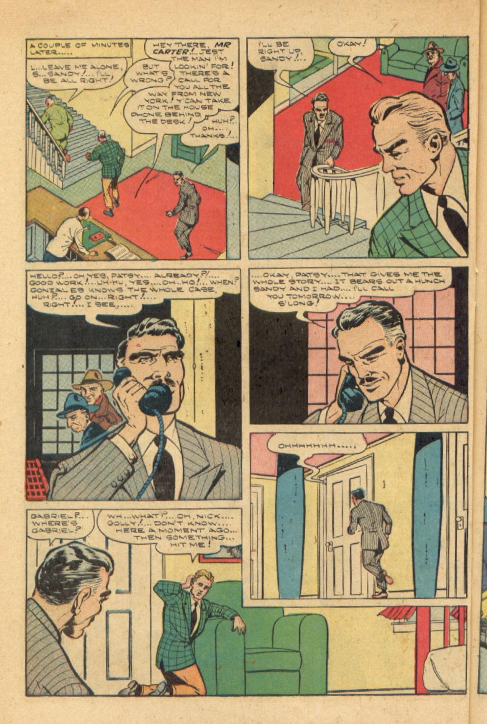 Shadow Comics #101 #94 - English 35