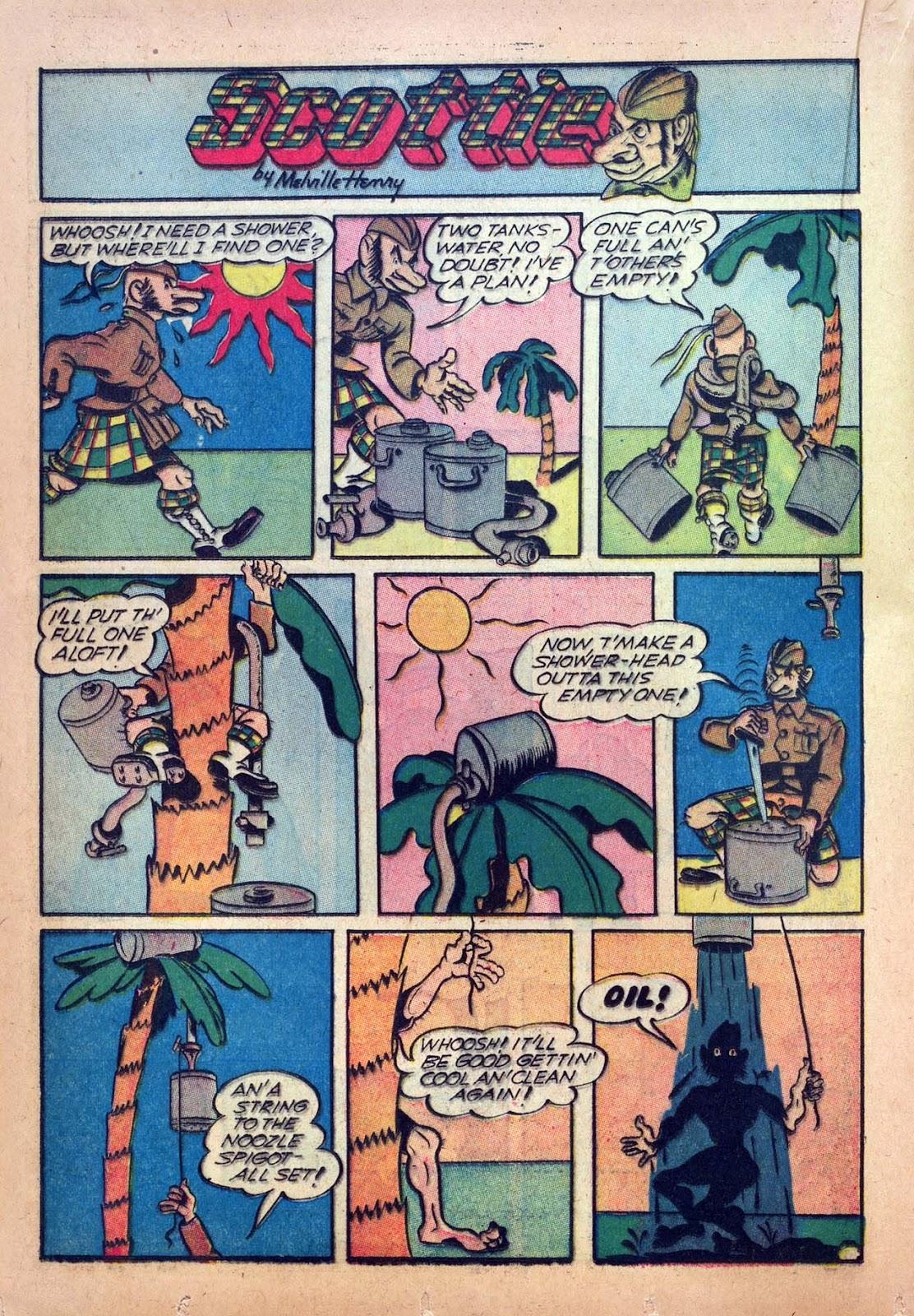 Read online Joker Comics comic -  Issue #7 - 36
