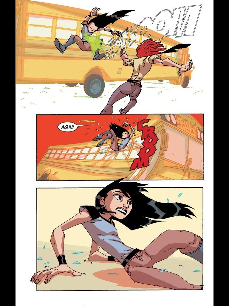 Read online Takio (2011) comic -  Issue # TPB - 68
