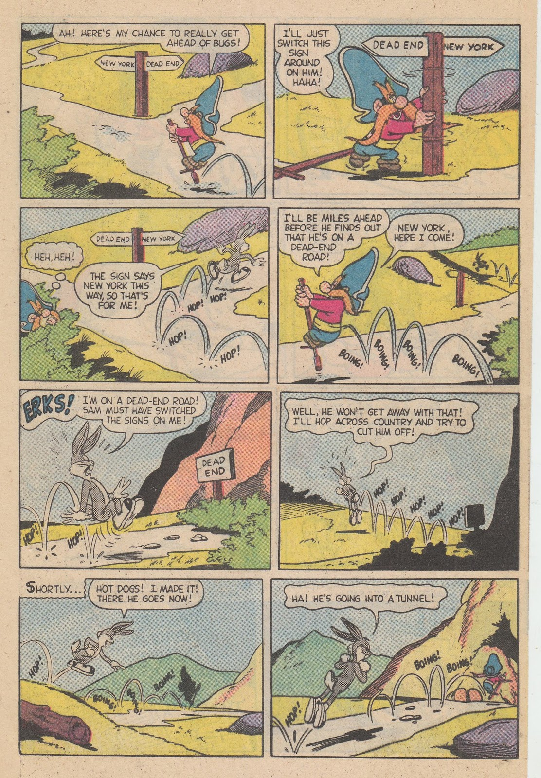 Yosemite Sam and Bugs Bunny issue 80 - Page 29
