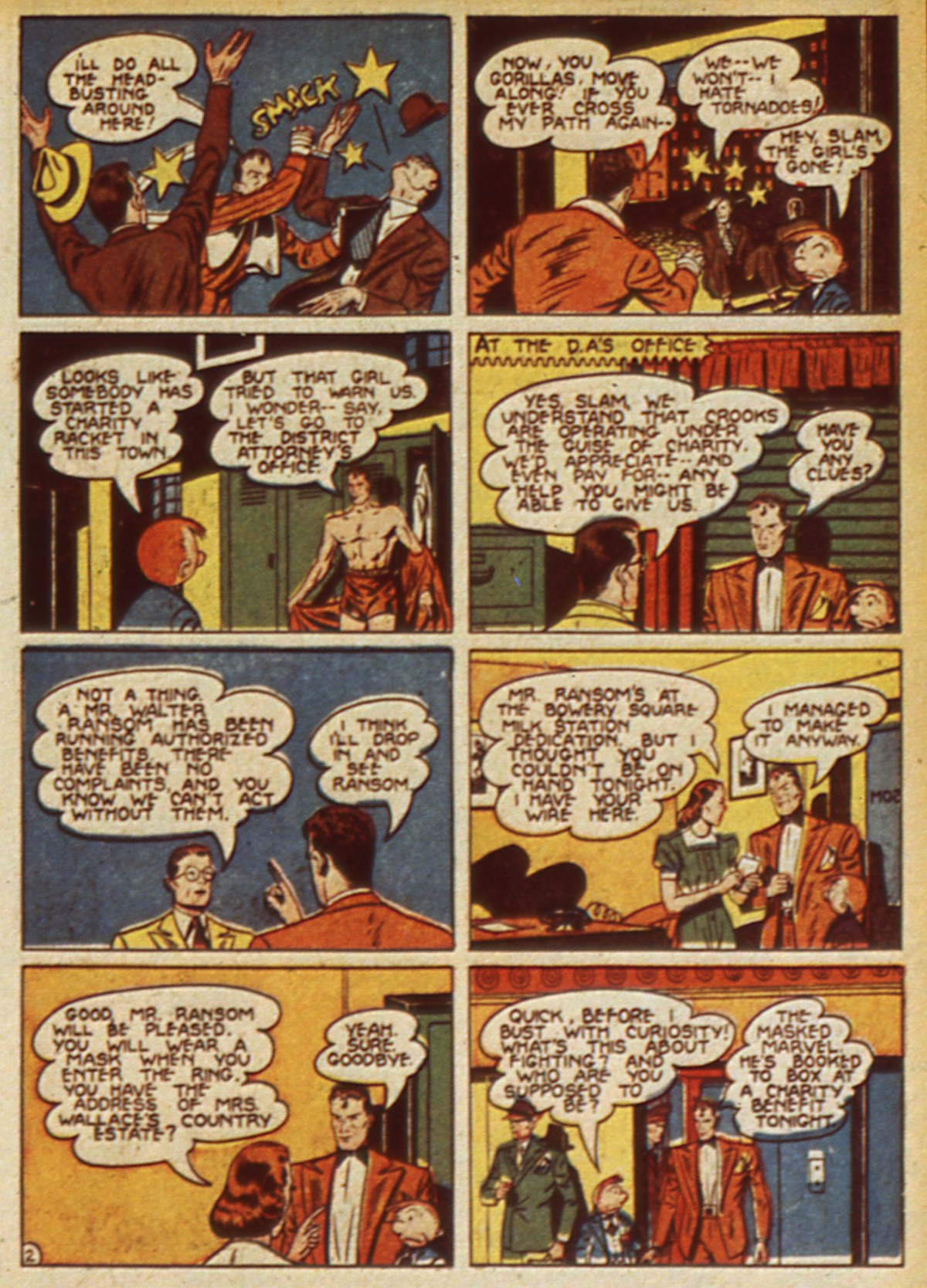Read online Detective Comics (1937) comic -  Issue #45 - 59