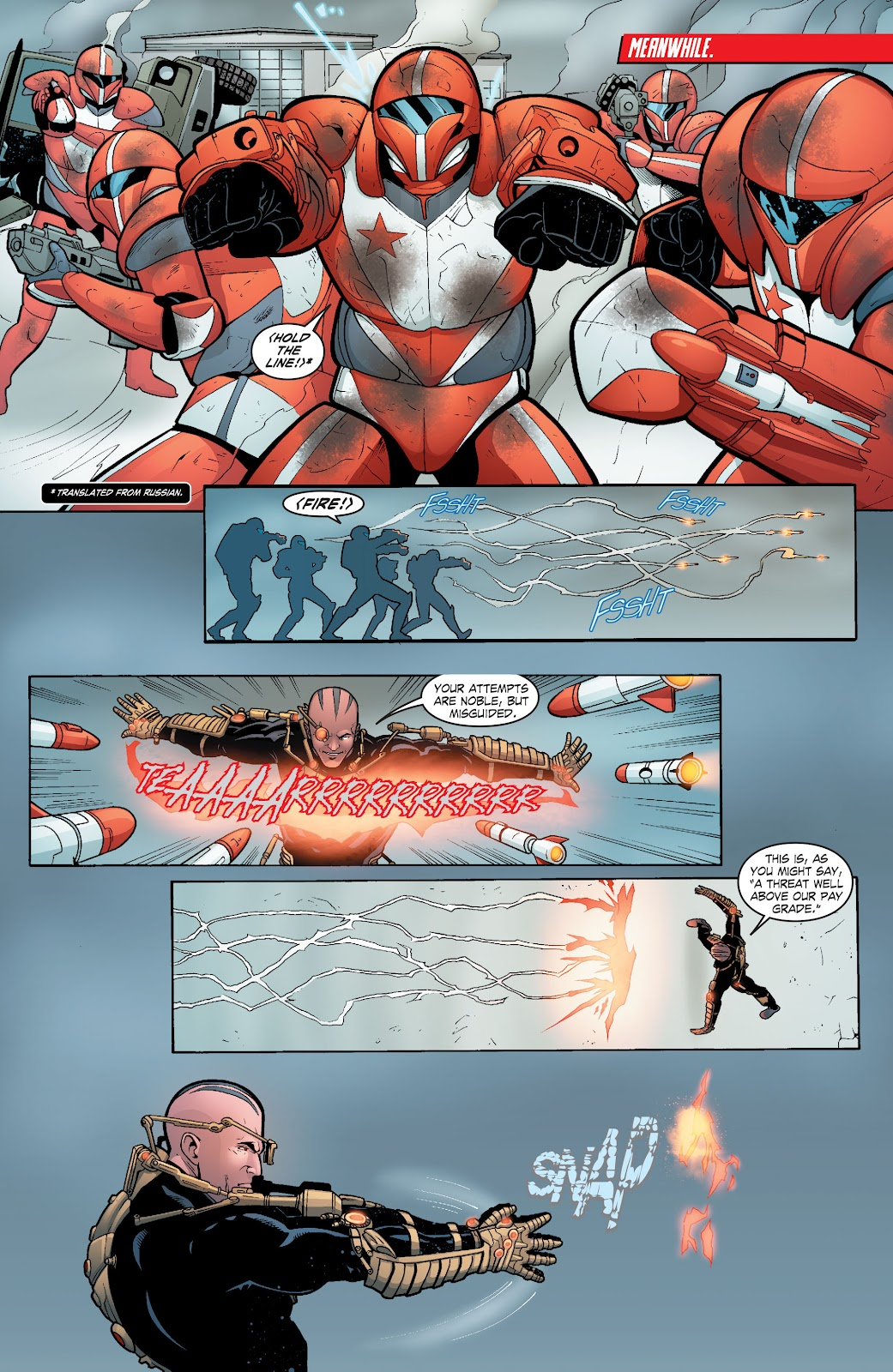 Read online Smallville Season 11 [II] comic -  Issue # TPB 6 - 106