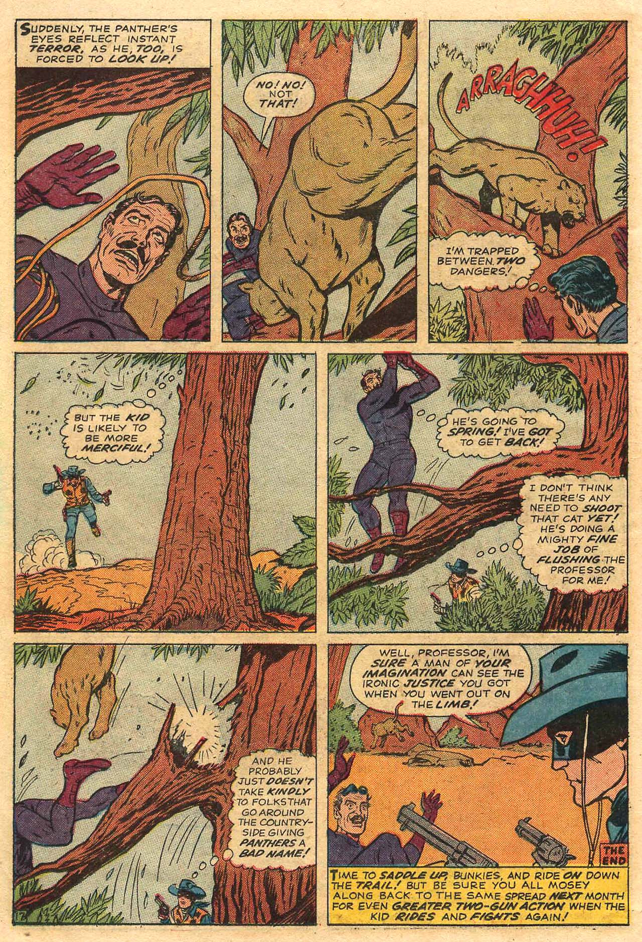 Read online Two-Gun Kid comic -  Issue #77 - 22
