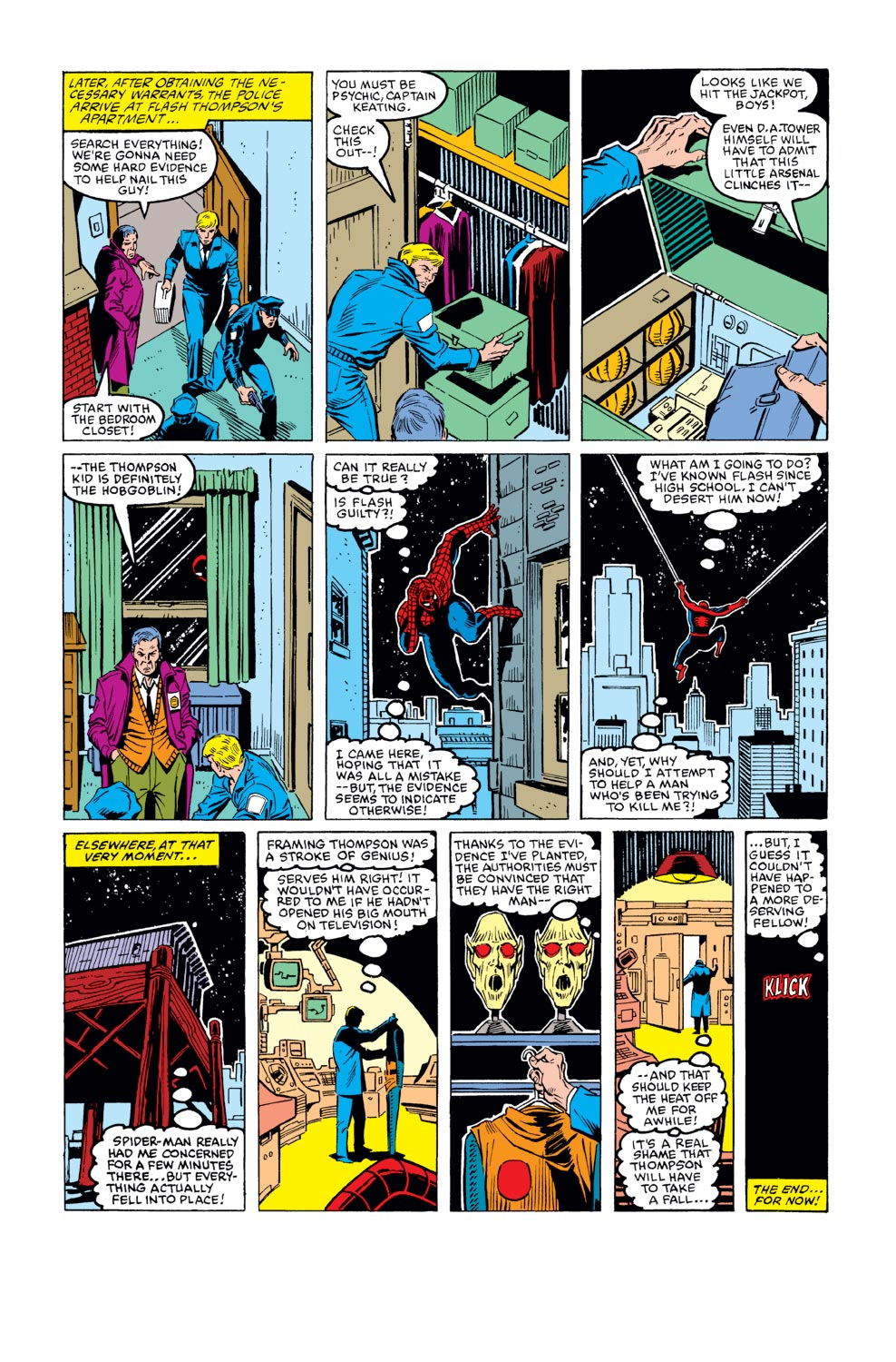 The Amazing Spider-Man (1963) 276 Page 22