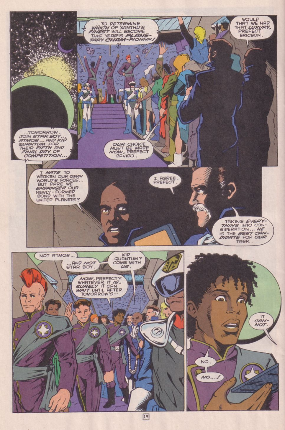 Legionnaires issue 0 - Page 20