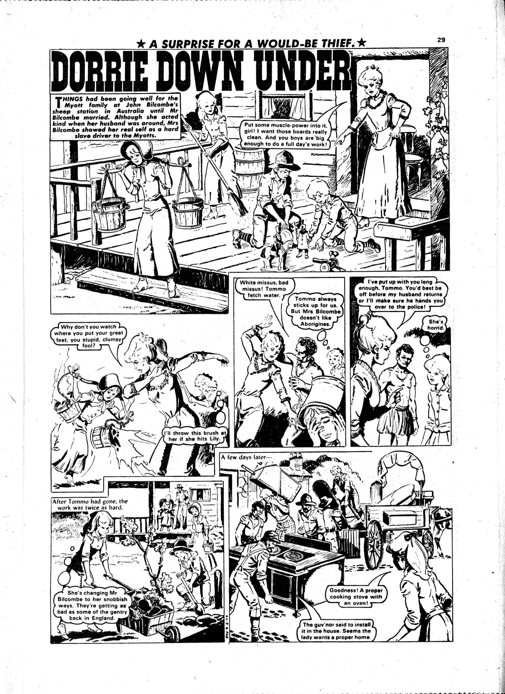 Read online Judy comic -  Issue #913 - 29