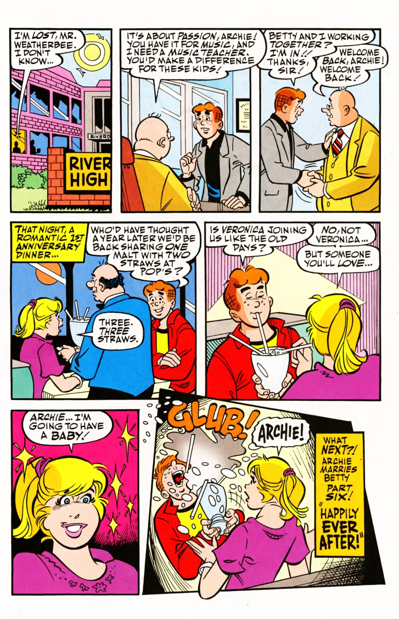 Read online Archie (1960) comic -  Issue #604 - 33