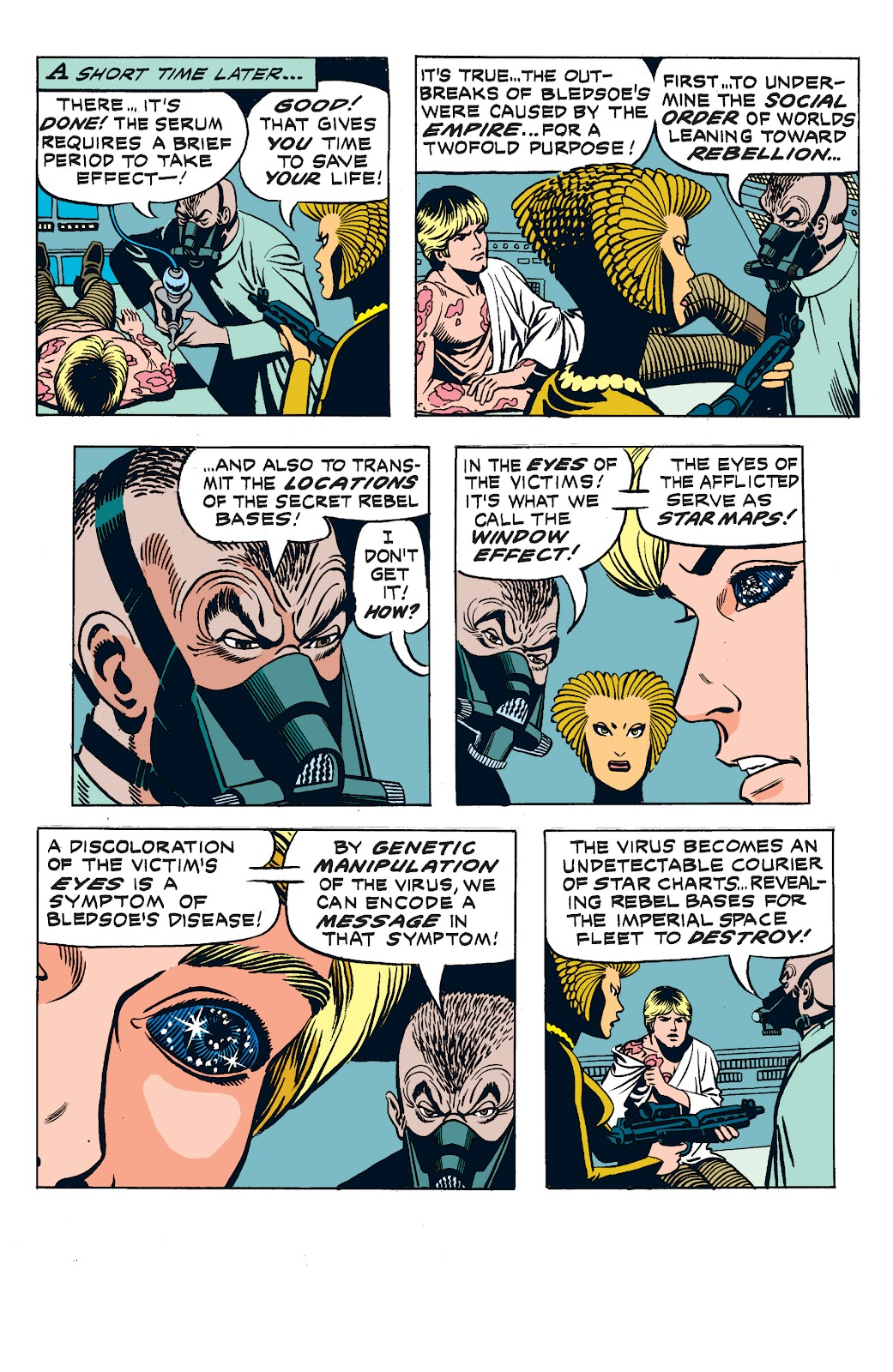Read online Star Wars Legends: The Newspaper Strips - Epic Collection comic -  Issue # TPB (Part 2) - 42