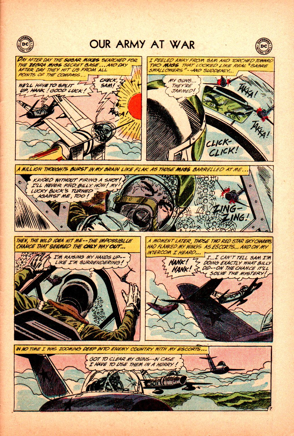 Our Army at War (1952) issue 101 - Page 29