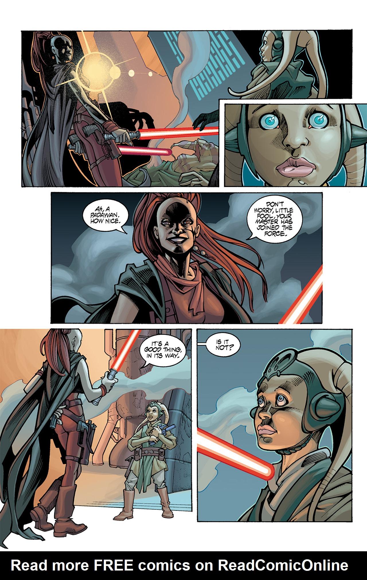 Read online Star Wars Omnibus comic -  Issue # Vol. 10 - 48