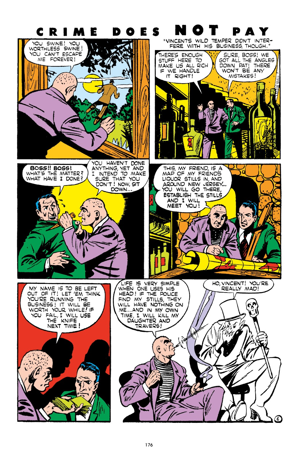 Read online Crime Does Not Pay Archives comic -  Issue # TPB 4 (Part 2) - 76
