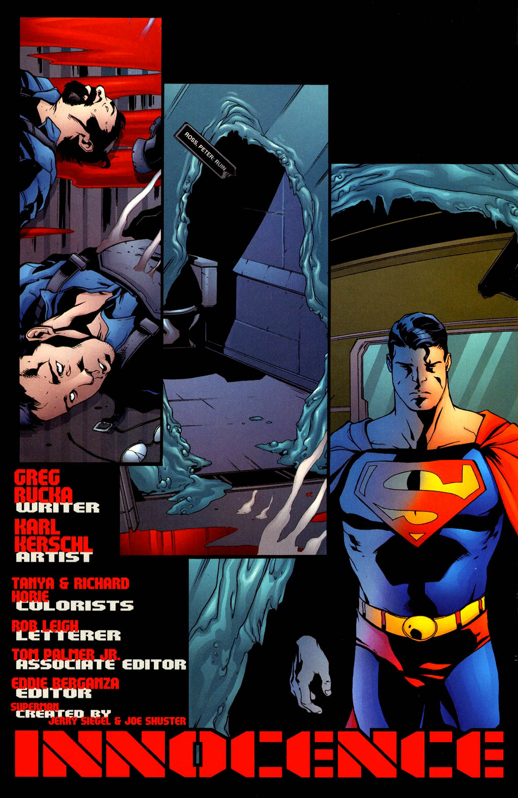 Read online Adventures of Superman (1987) comic -  Issue #641 - 23