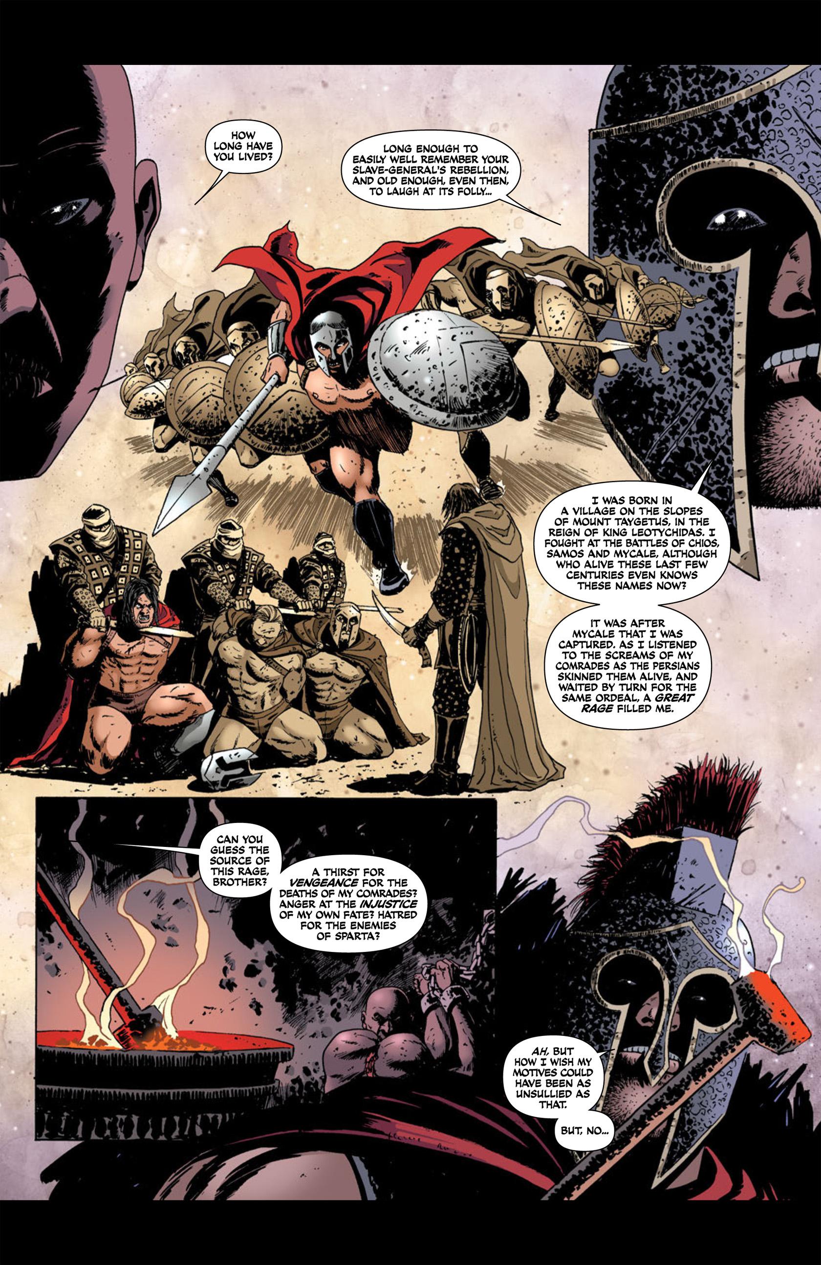 Read online Aquila comic -  Issue #2 - 4