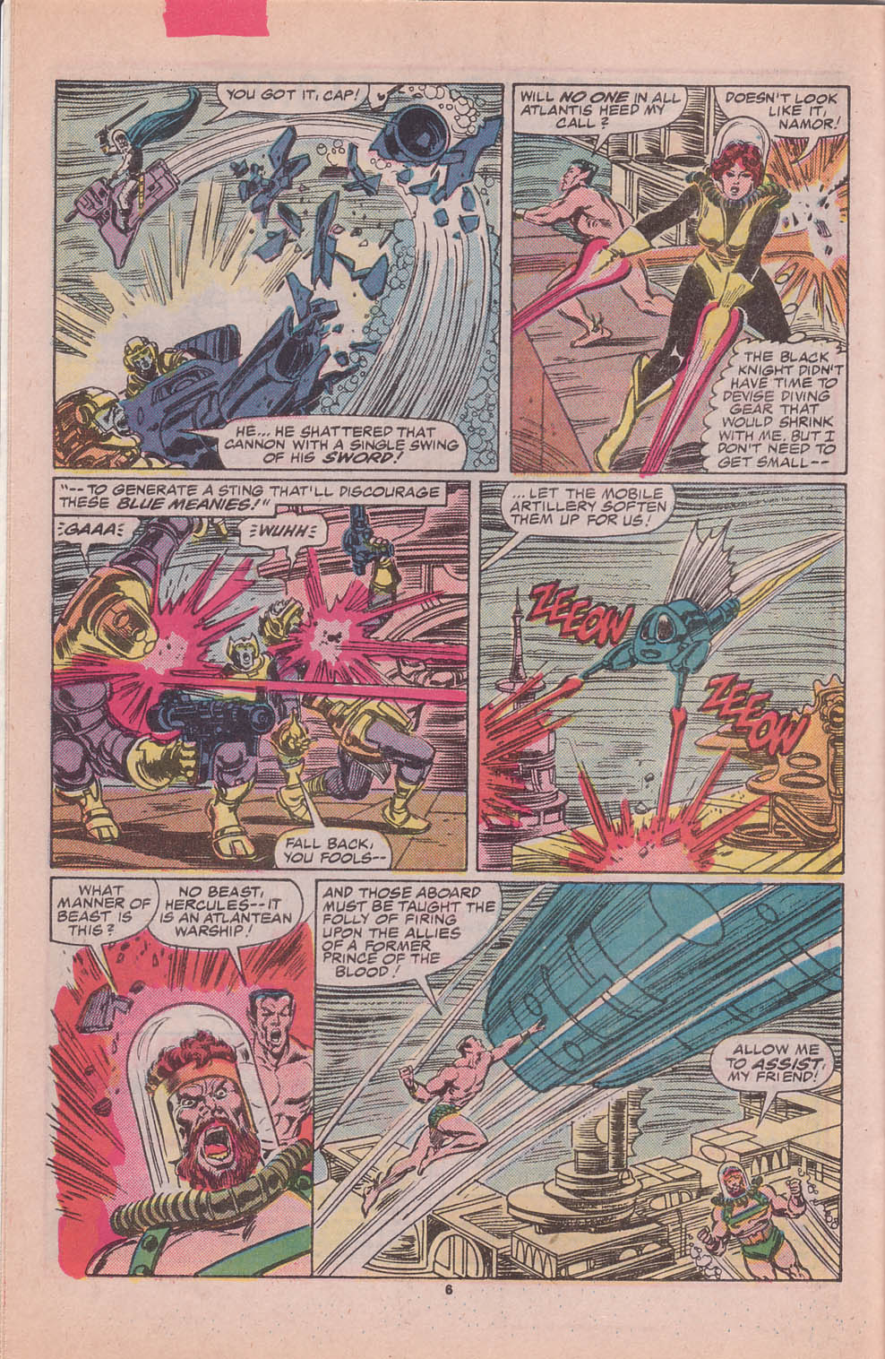 The Avengers (1963) 272 Page 6
