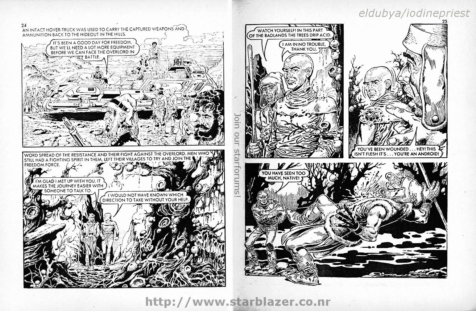 Starblazer issue 118 - Page 14